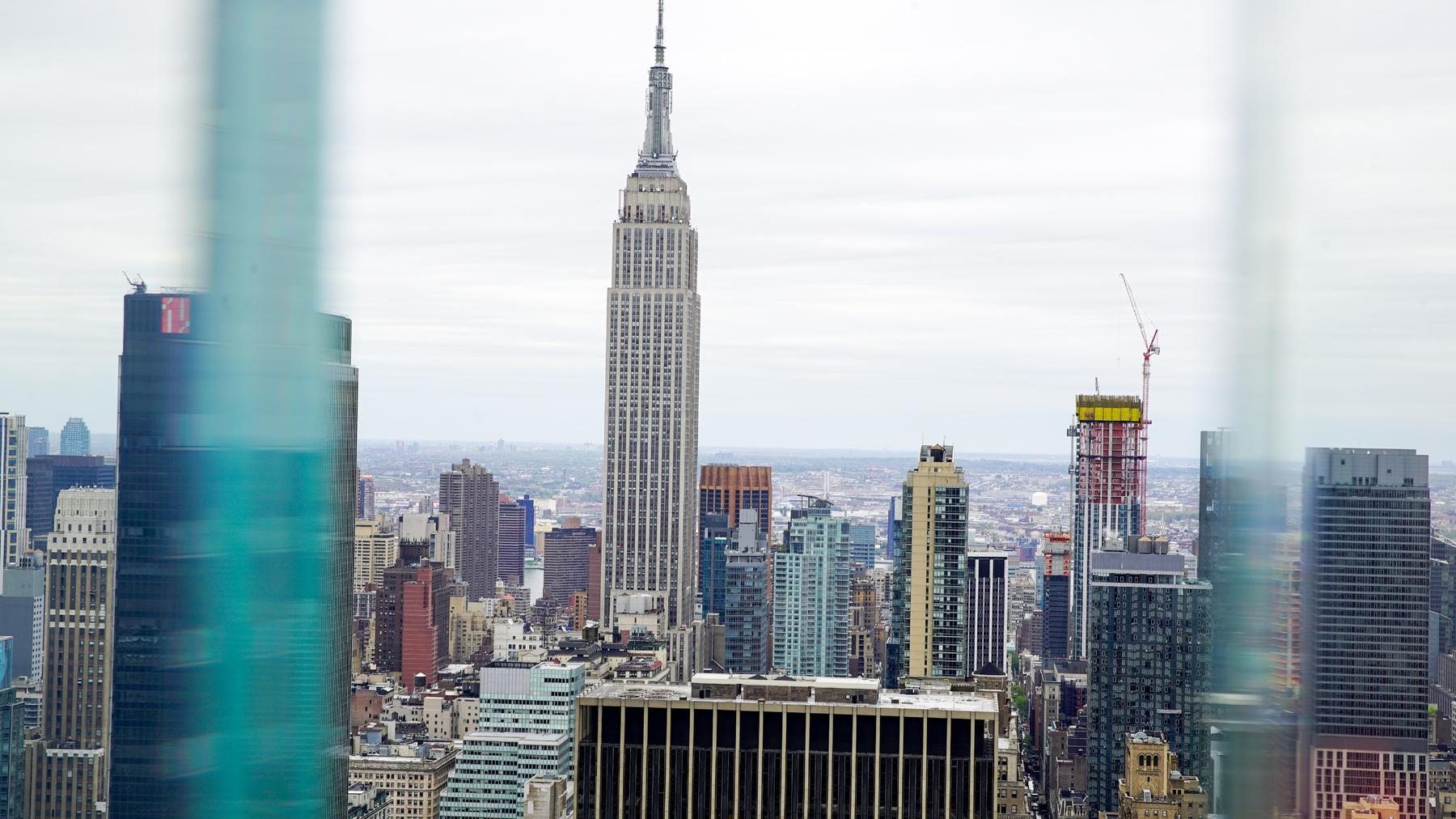 Giganten der Geschichte - Das Empire State Building