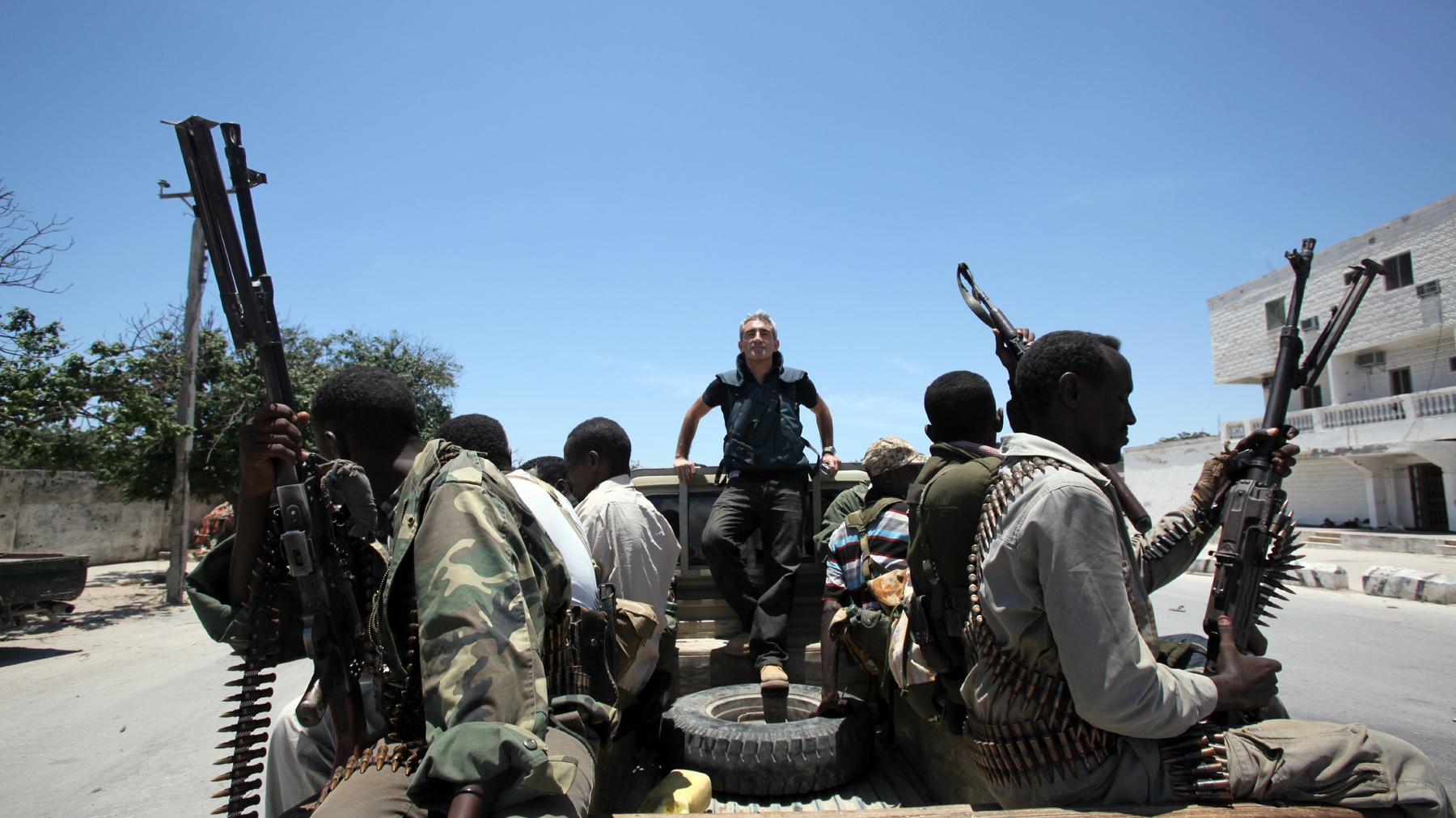Hotspot der Gewalt - Gnadenloses Somalia