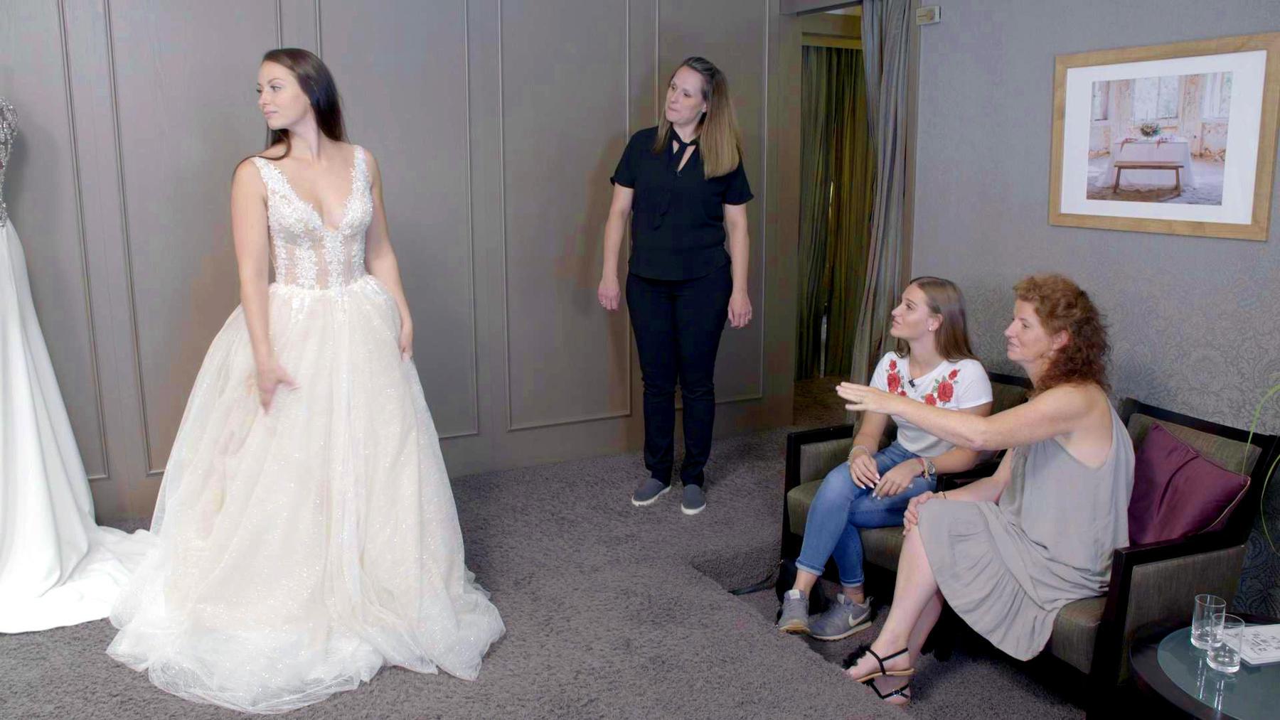Die schönste Braut