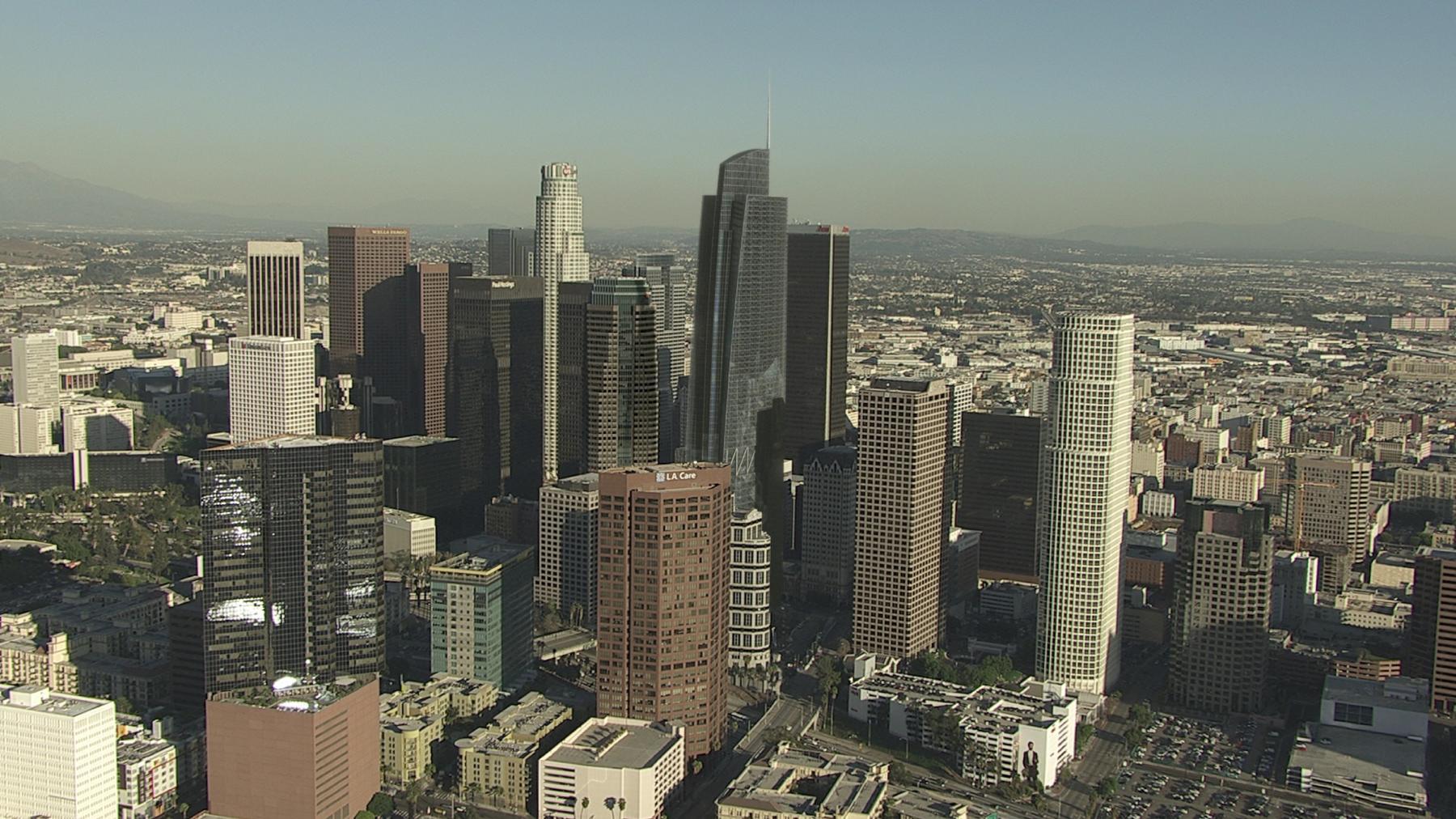 Strip the City - Los Angeles