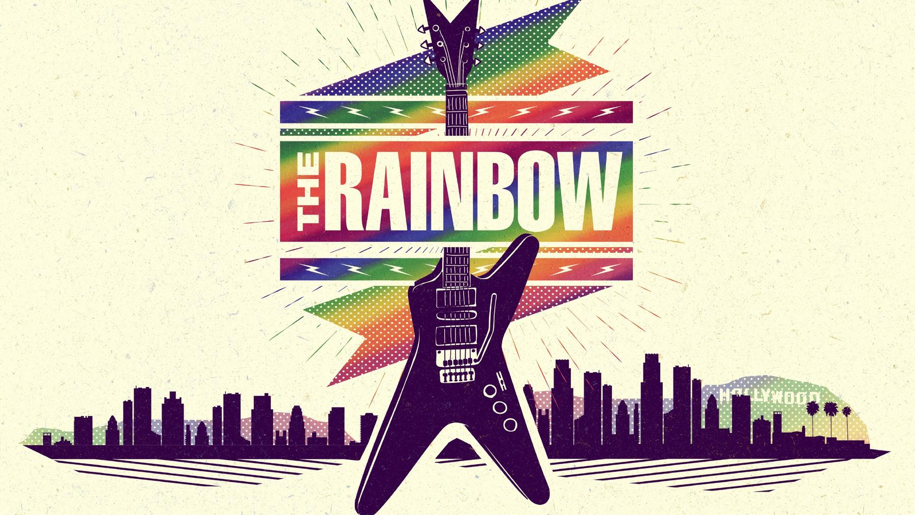 The Rainbow - Wohnzimmer des Rock `n Roll