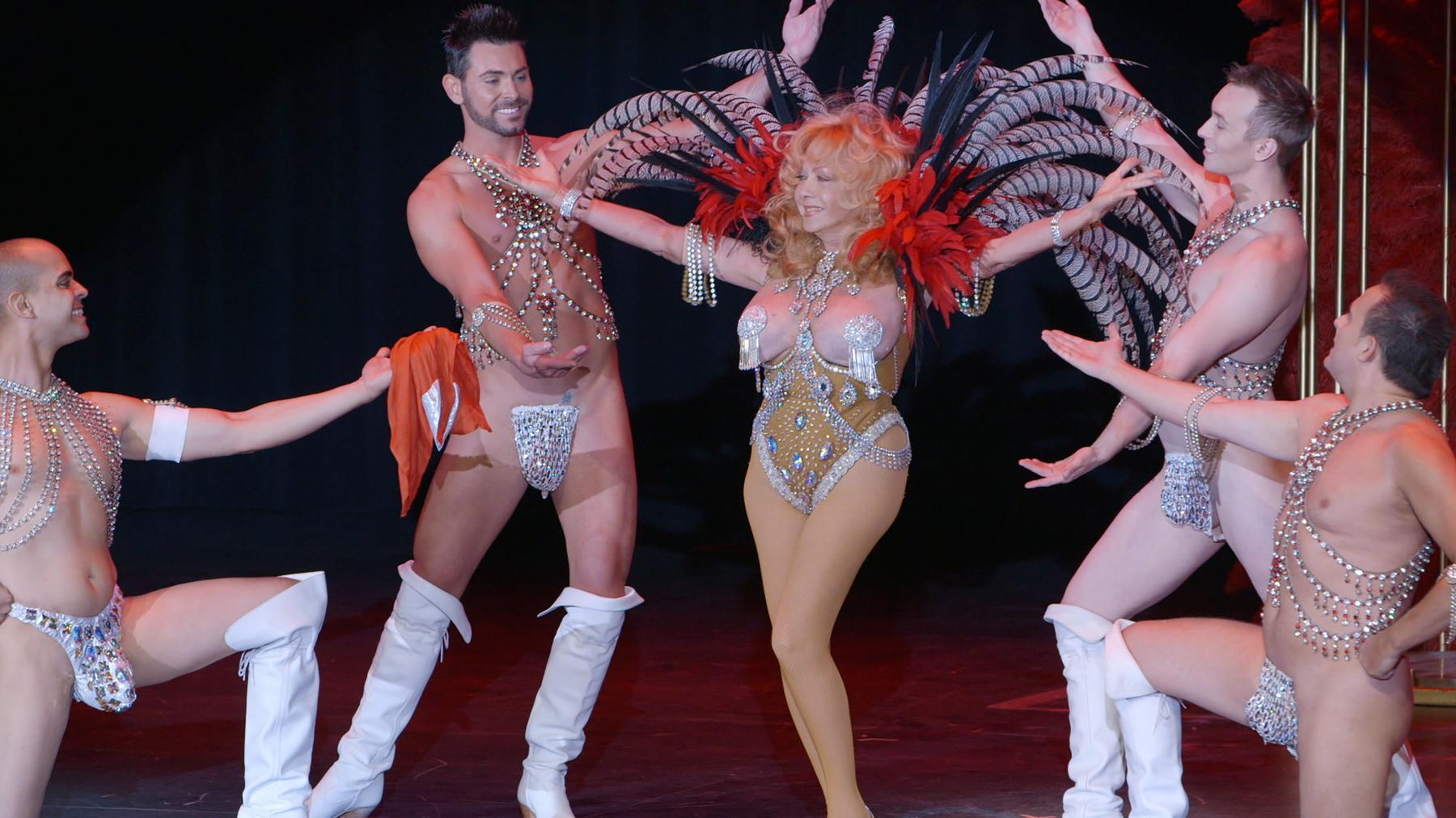 Verführerisch und provokant - Die Burlesque-Königinnen
