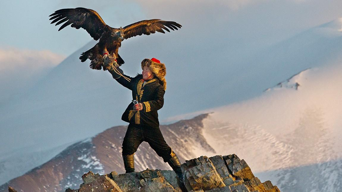 The Eagle Huntress - Das Mädchen aus der Mongolei