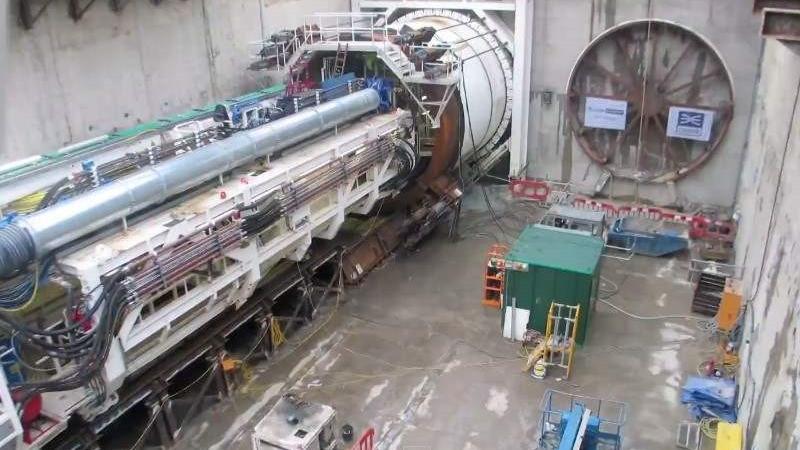 Geniale Technik - Das Crossrail-Projekt in London