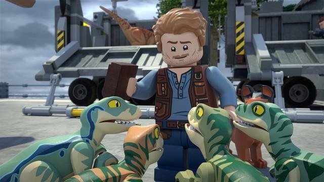 Jurassic World - Die neue Attraktion (1)