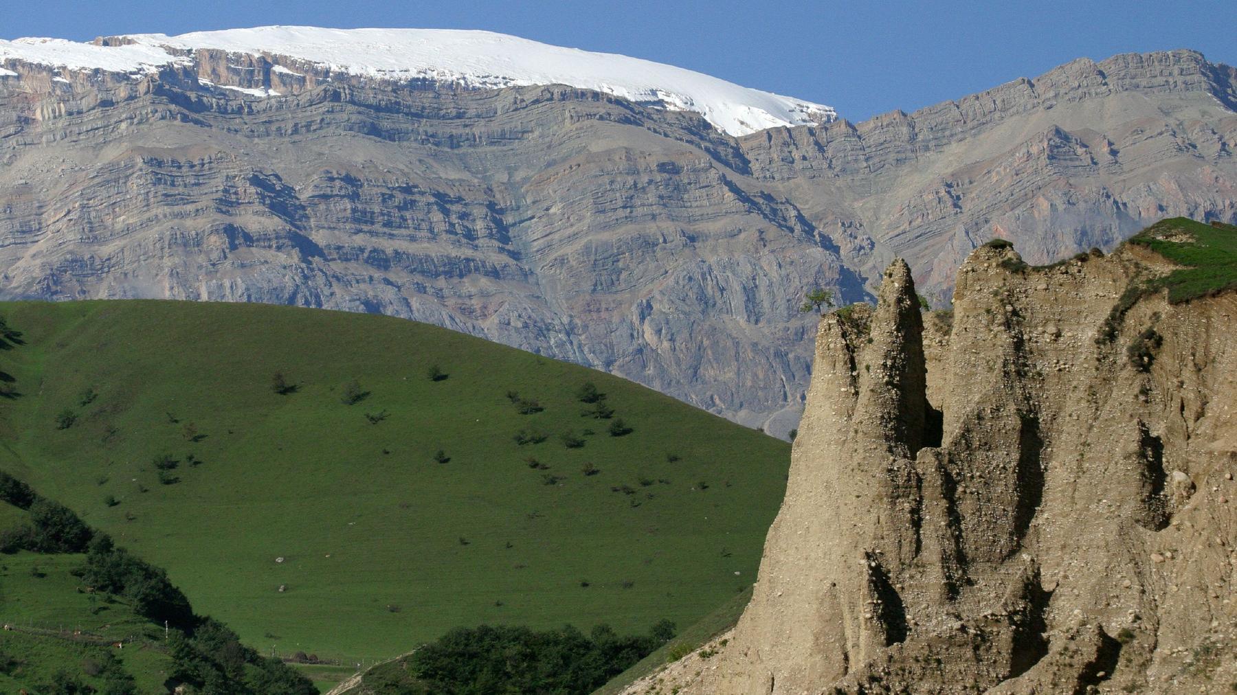 Der kleine Kaukasus - Zwischen Ararat und Kaspischen Meer