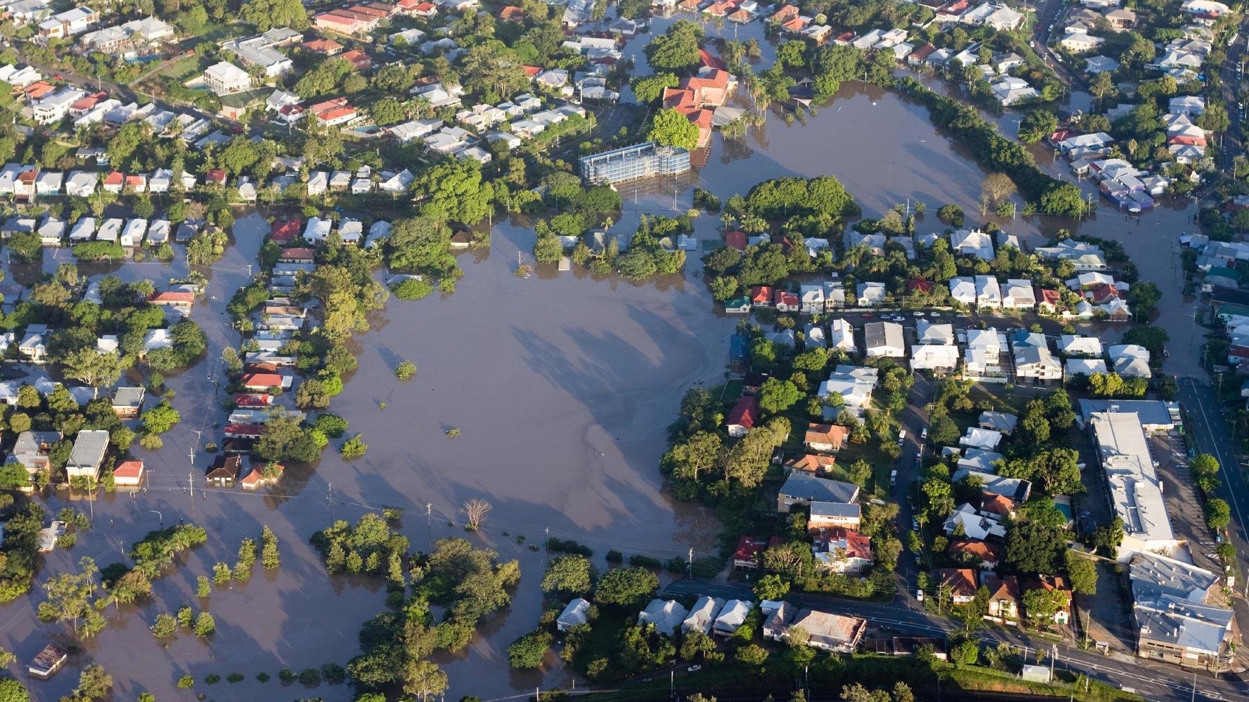 Schicksalhafte Katastrophen - Überschwemmungen