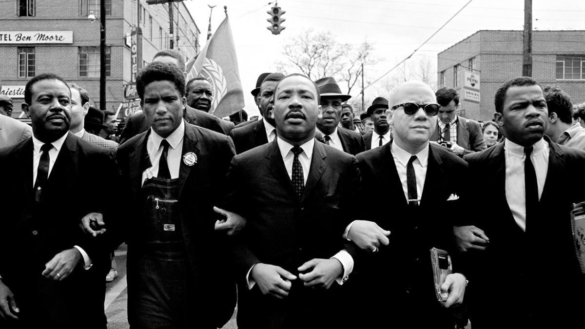 Ich war Martin Luther King