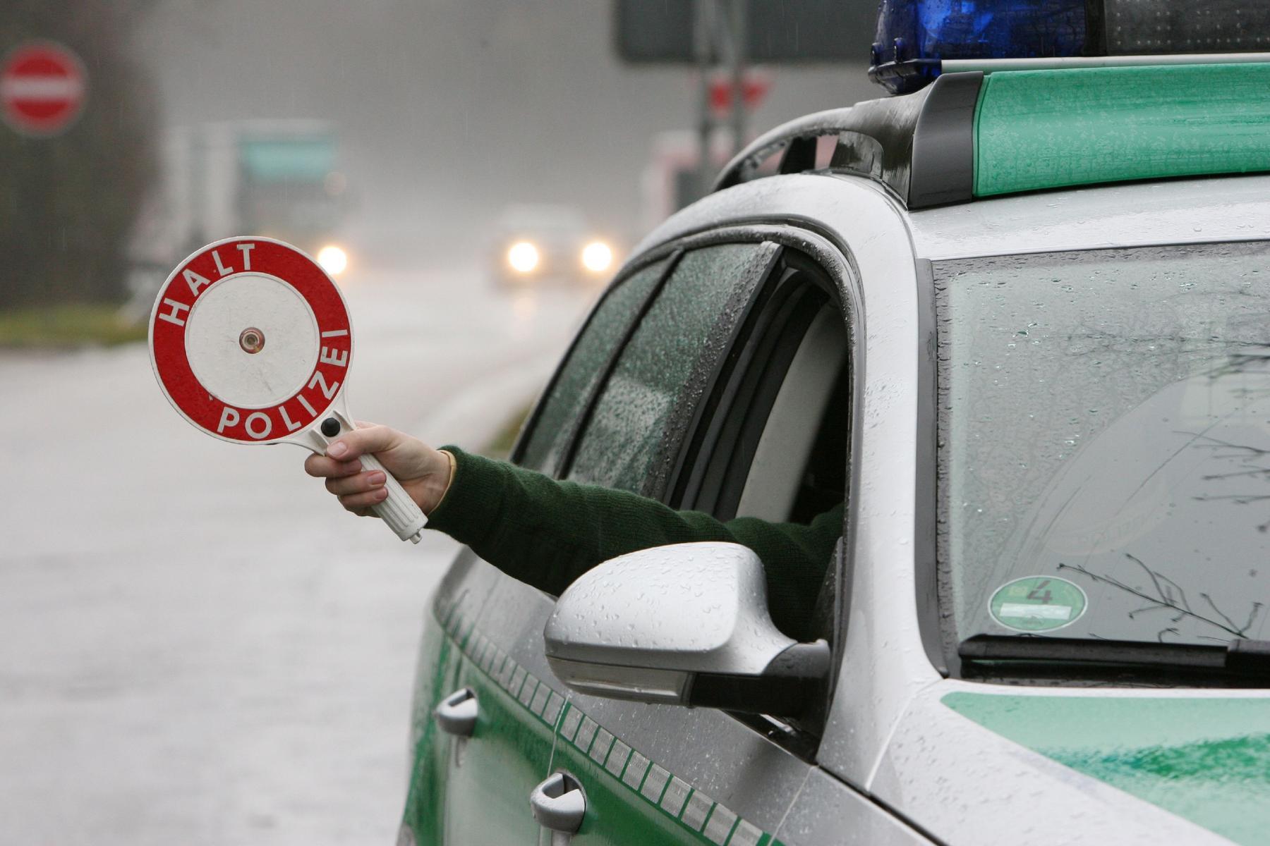 Schneller als die Polizei erlaubt
