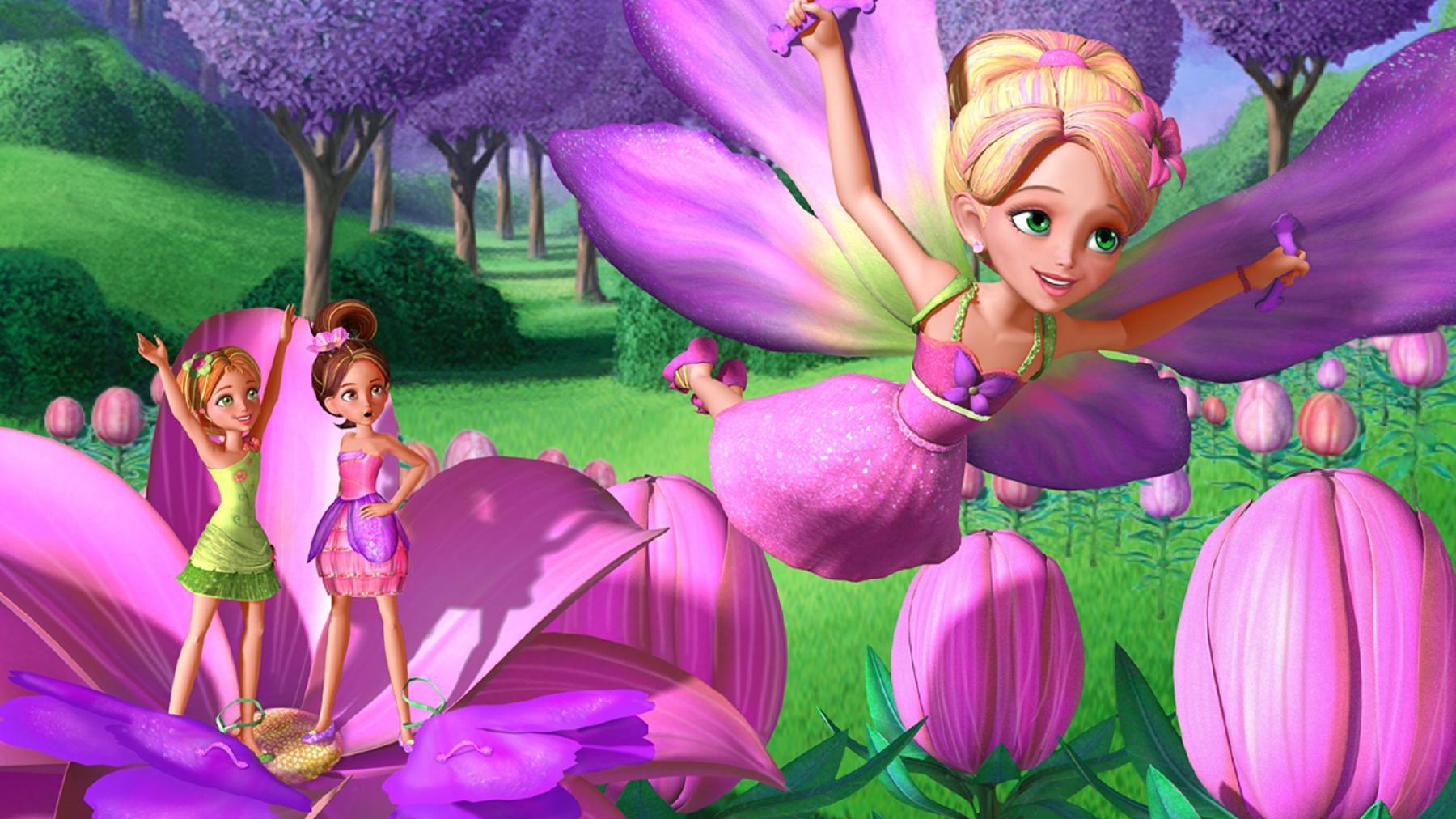Barbie - Elfinchen