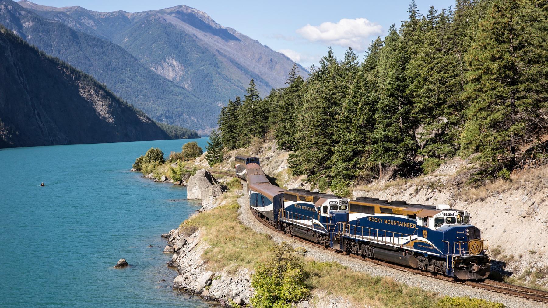 Die schönsten Zugreisen der Welt