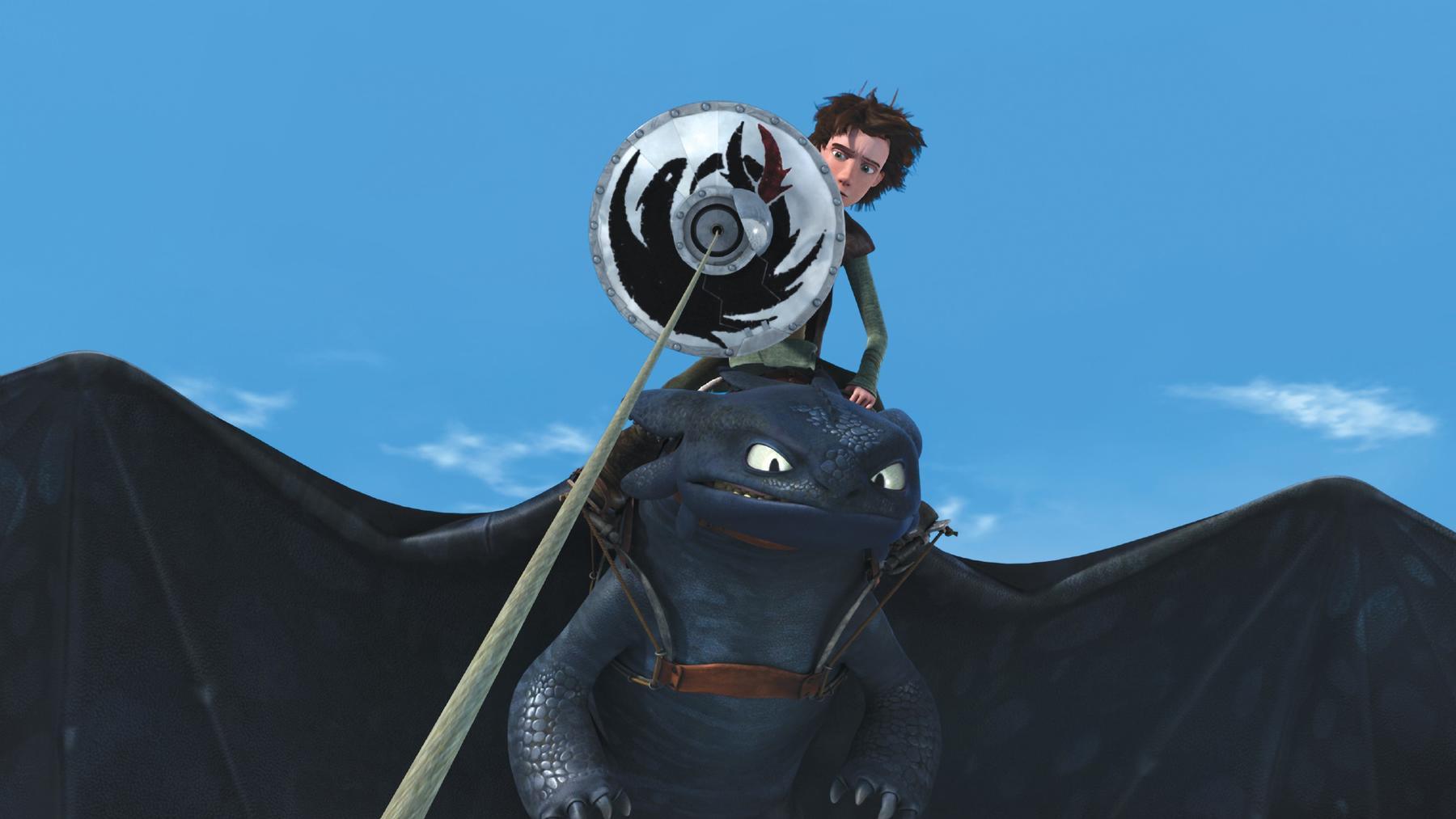 Dragons - Die Wächter von Berk