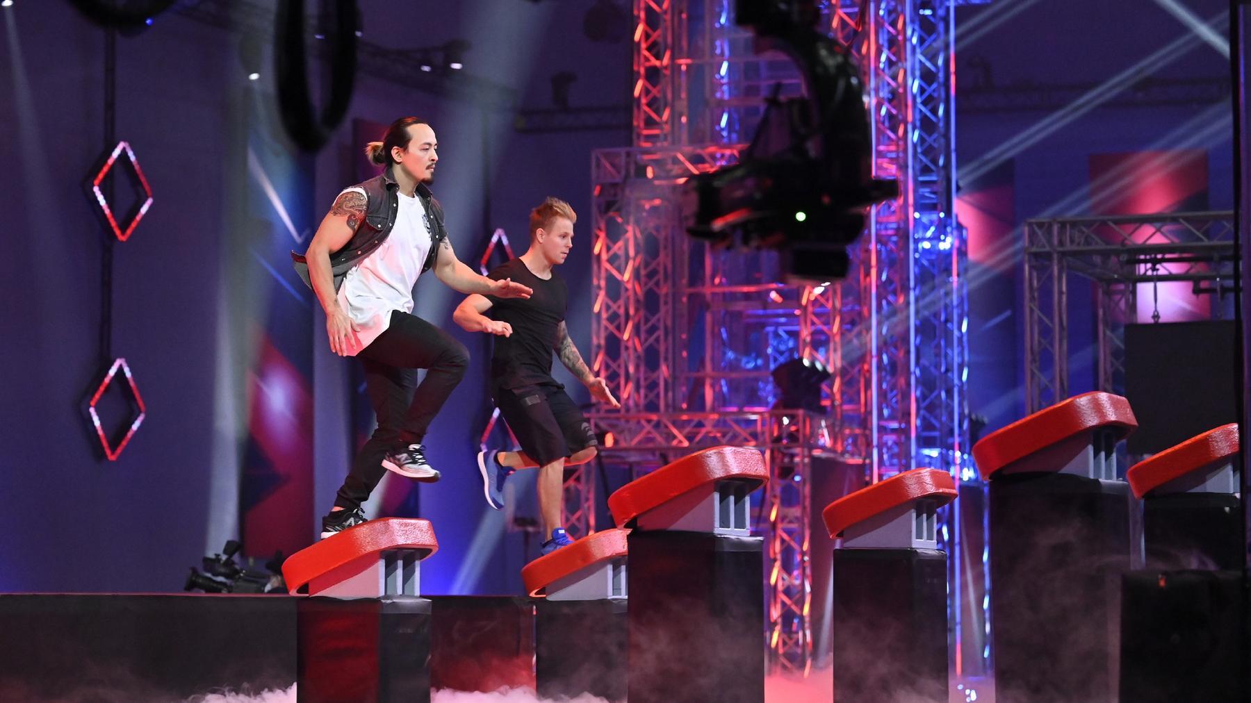 Ninja Warrior Germany - Allstars