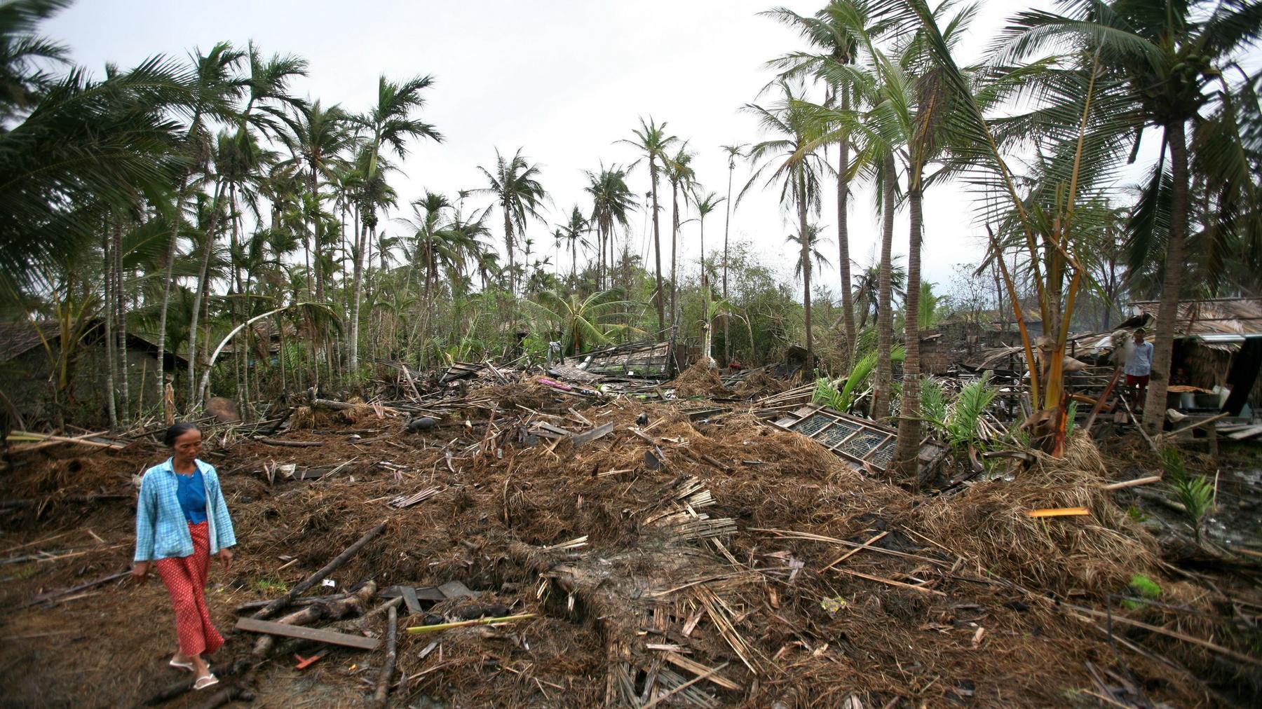 Tödliche Naturgewalten - Tropische Wirbelstürme