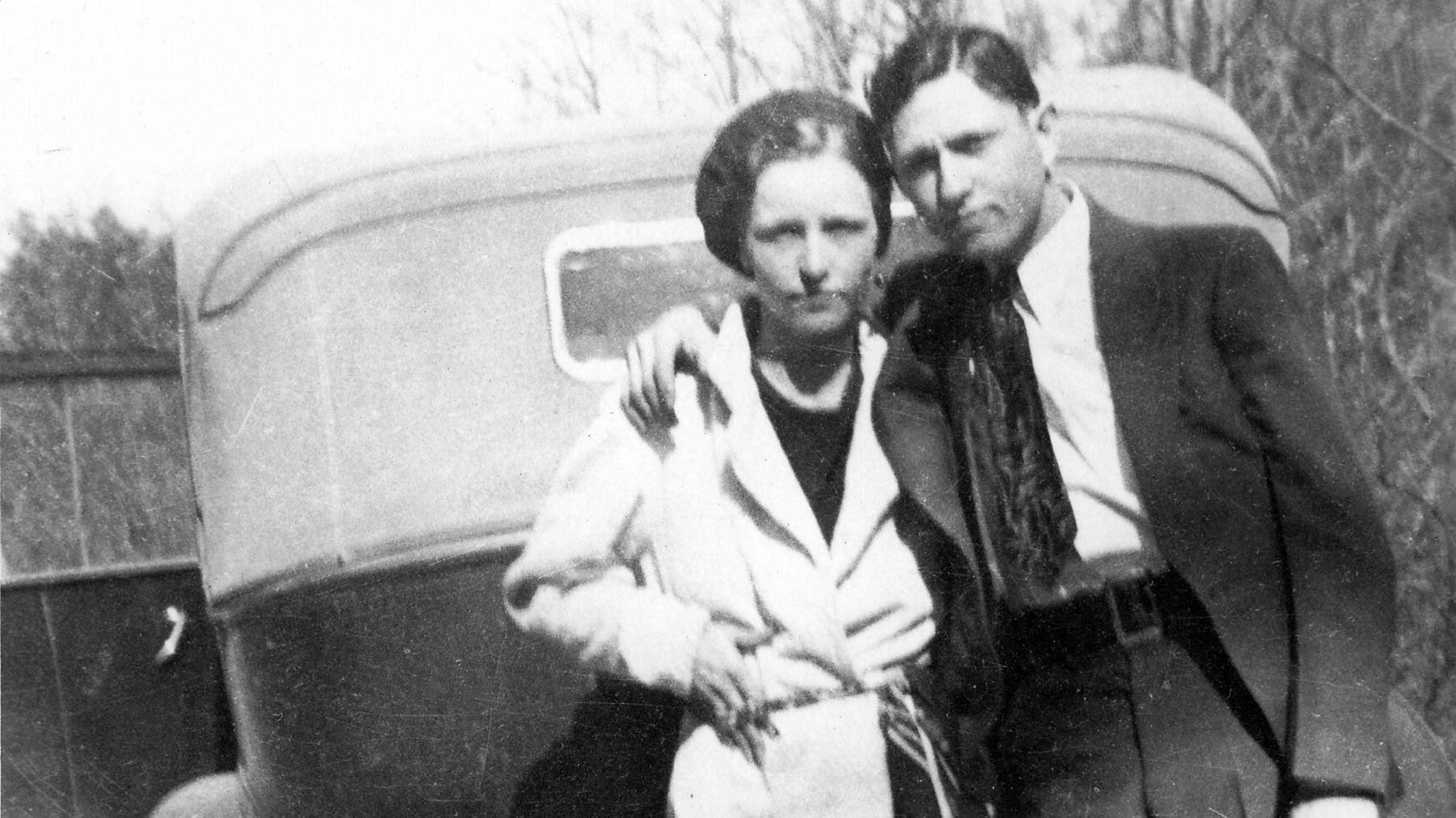 Die Legende von Bonnie & Clyde