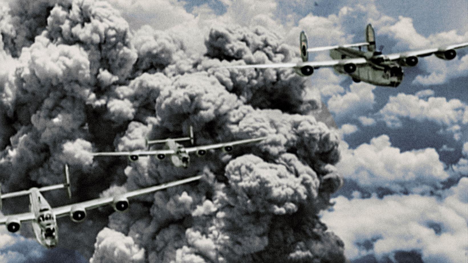 Wendepunkte des Zweiten Weltkriegs - Bomben über Dresden