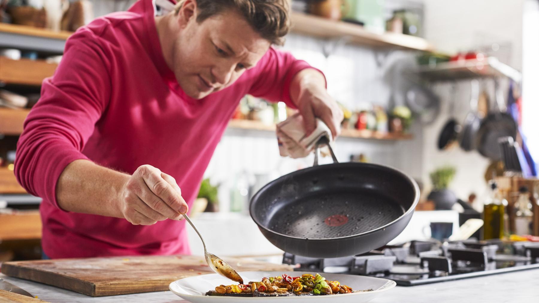 Jamies 5-Zutaten-Küche