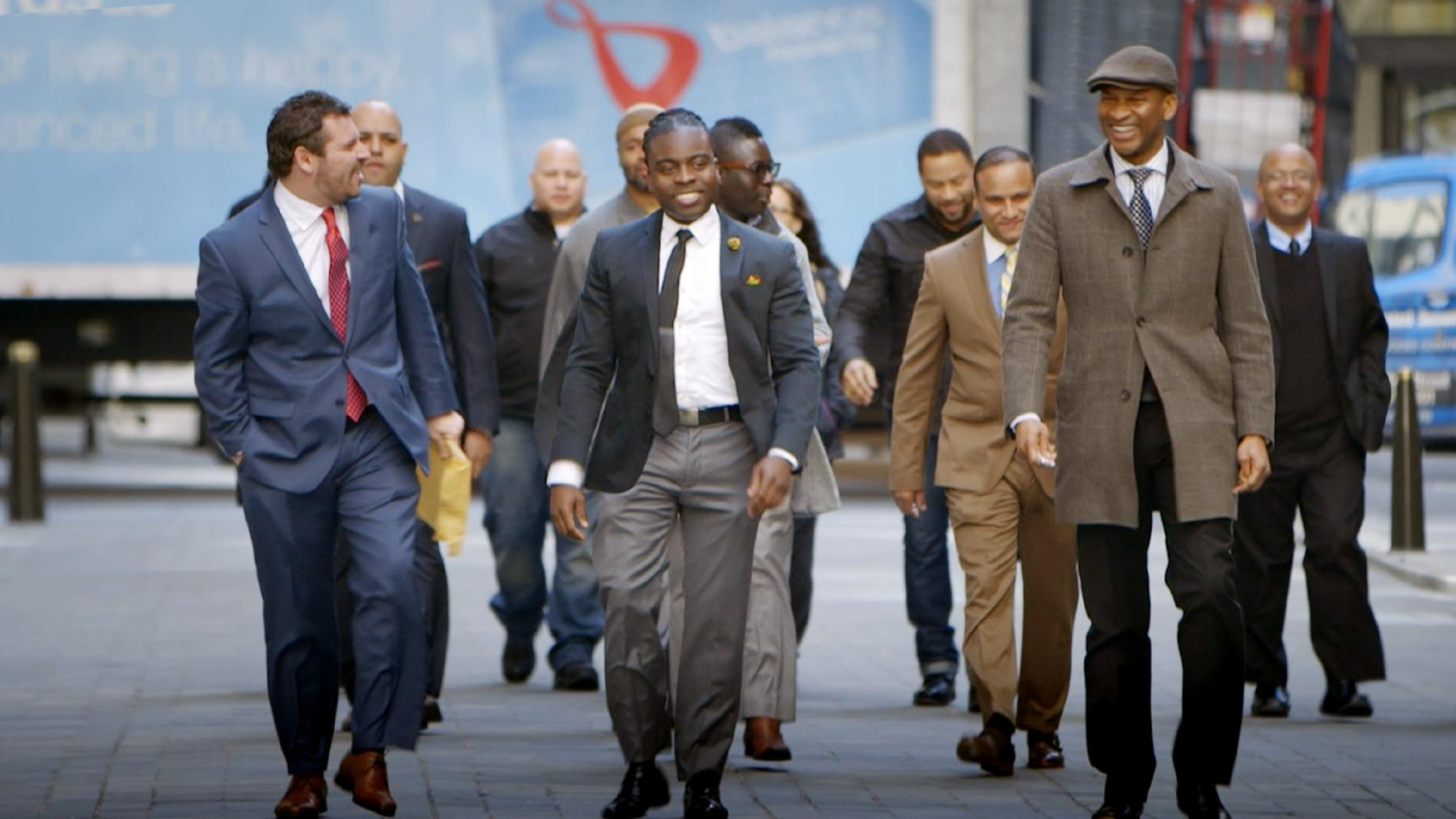 Crime + Punishment - Die Whistleblower des NYPD