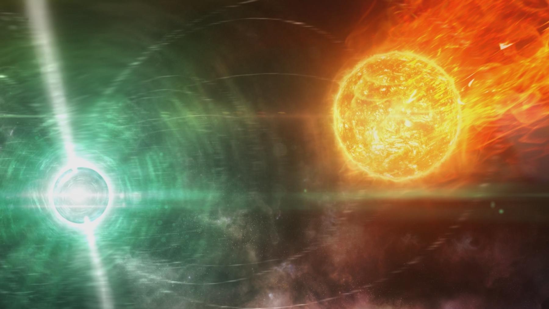 Das Universum - Doppelsternsysteme