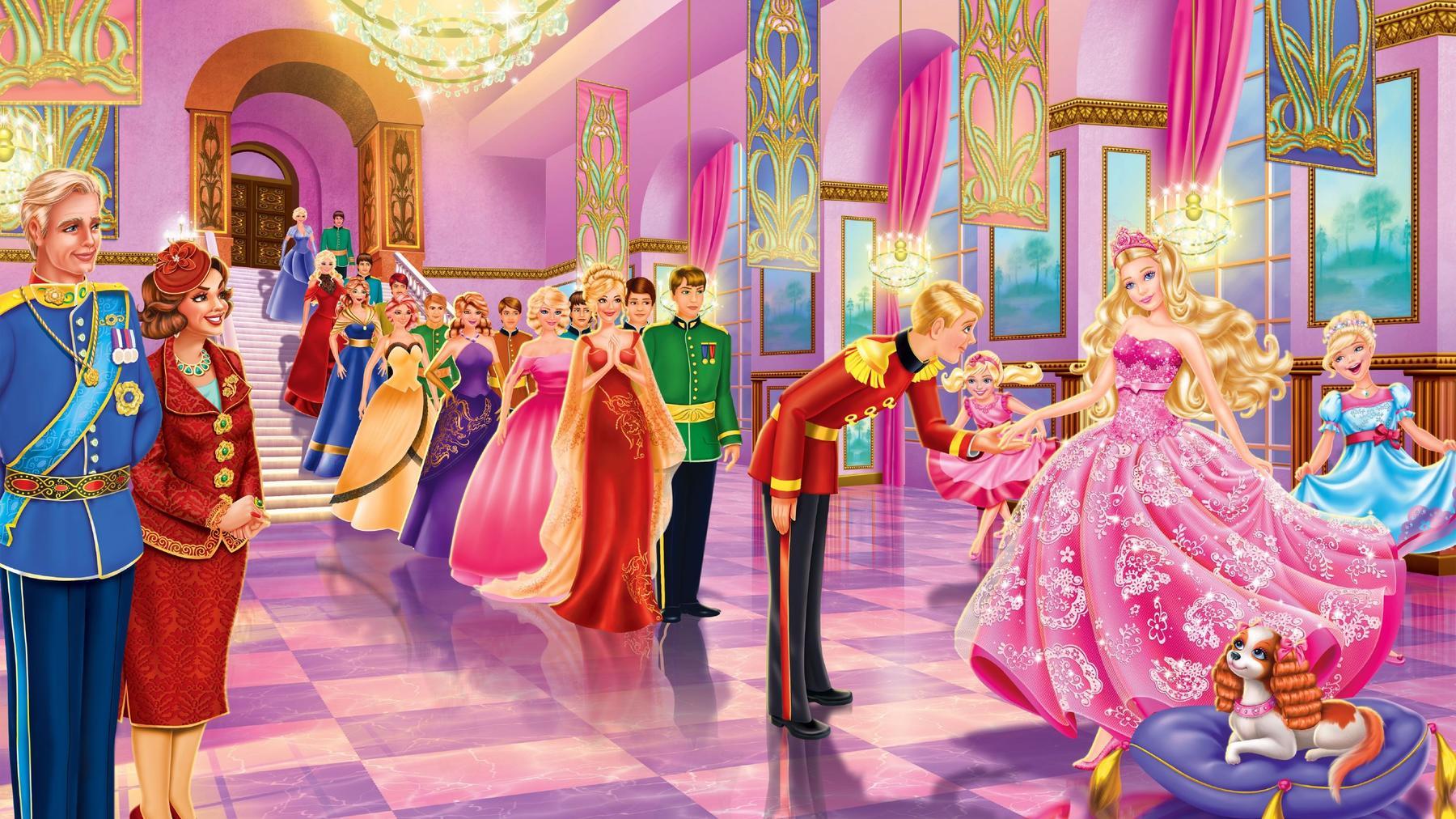 Barbie - Die Prinzessin und der Popstar