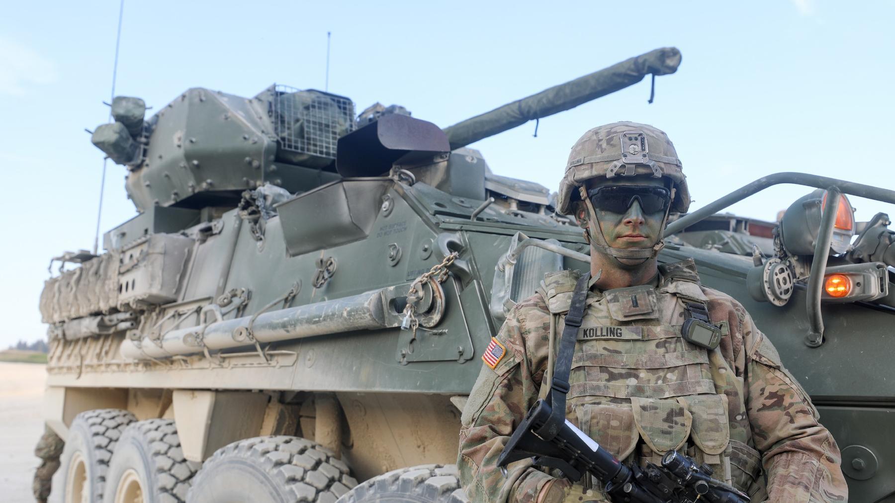 Geniale Technik - Der Schützenpanzer Stryker