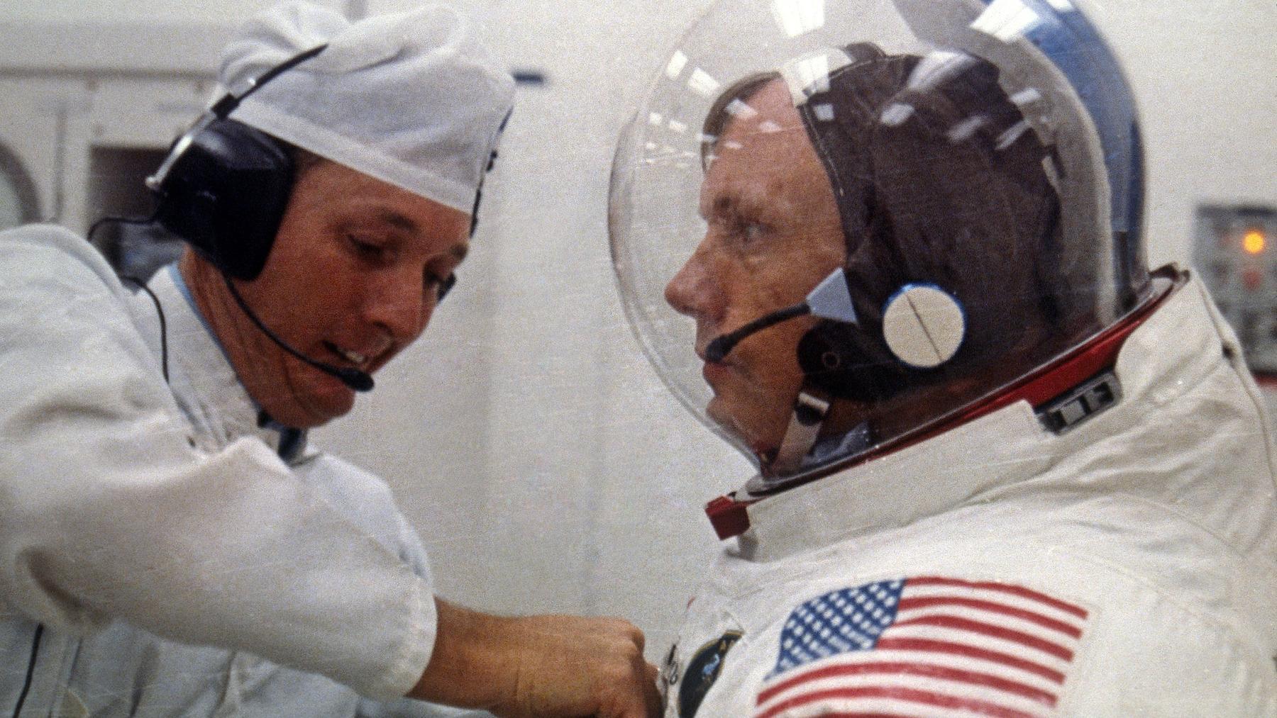 Neil Armstrong - Held wider Willen