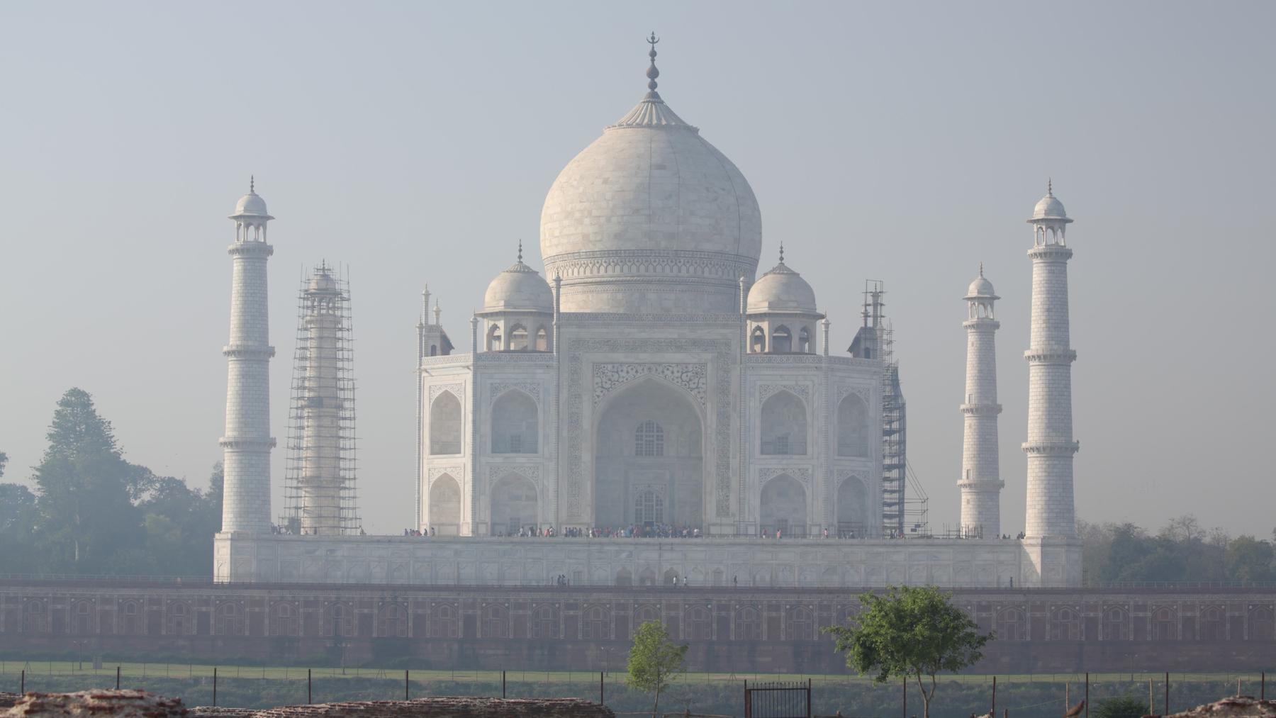 Giganten der Geschichte - Taj Mahal