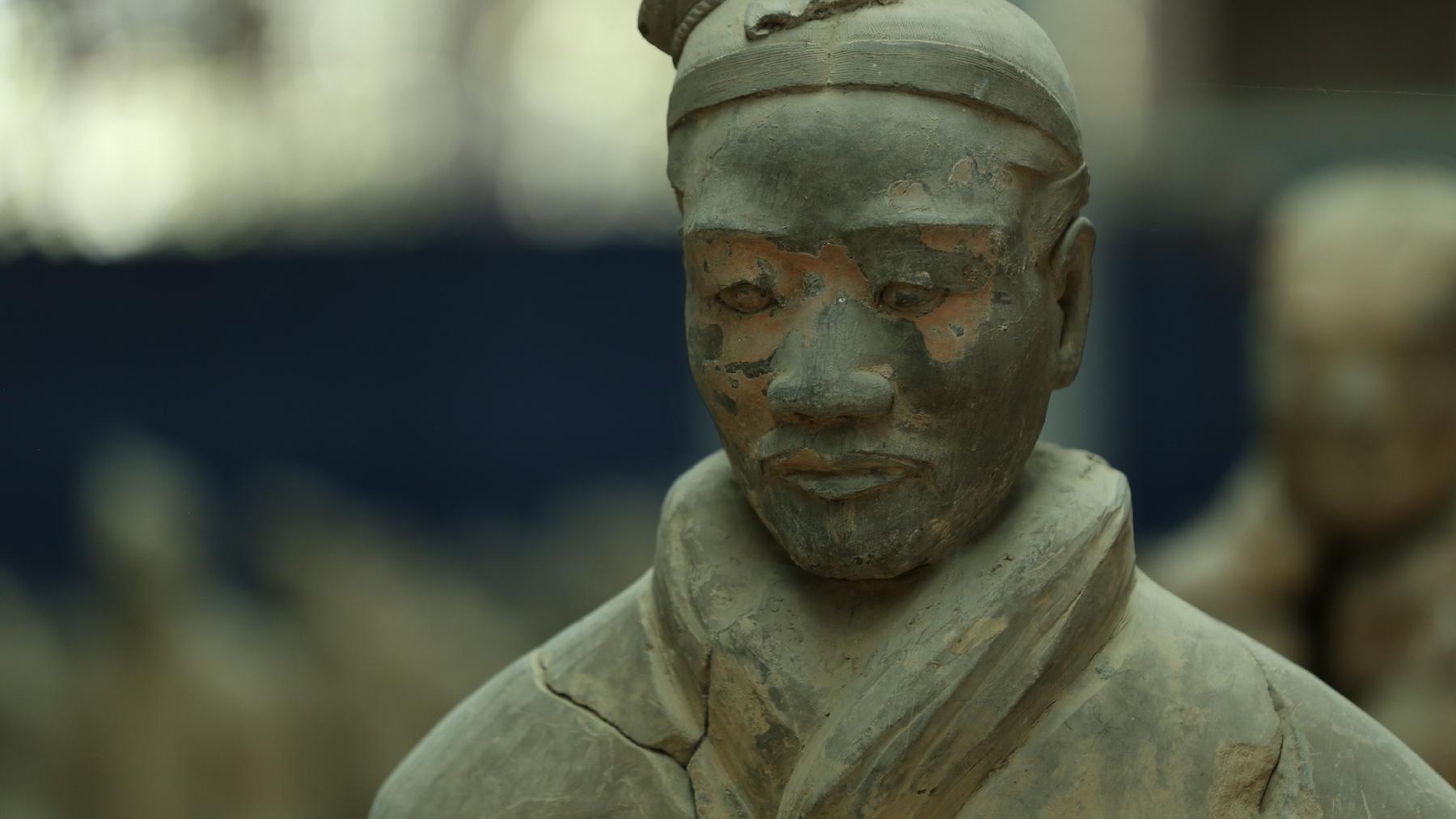 Giganten der Geschichte - Die Terrakotta-Armee