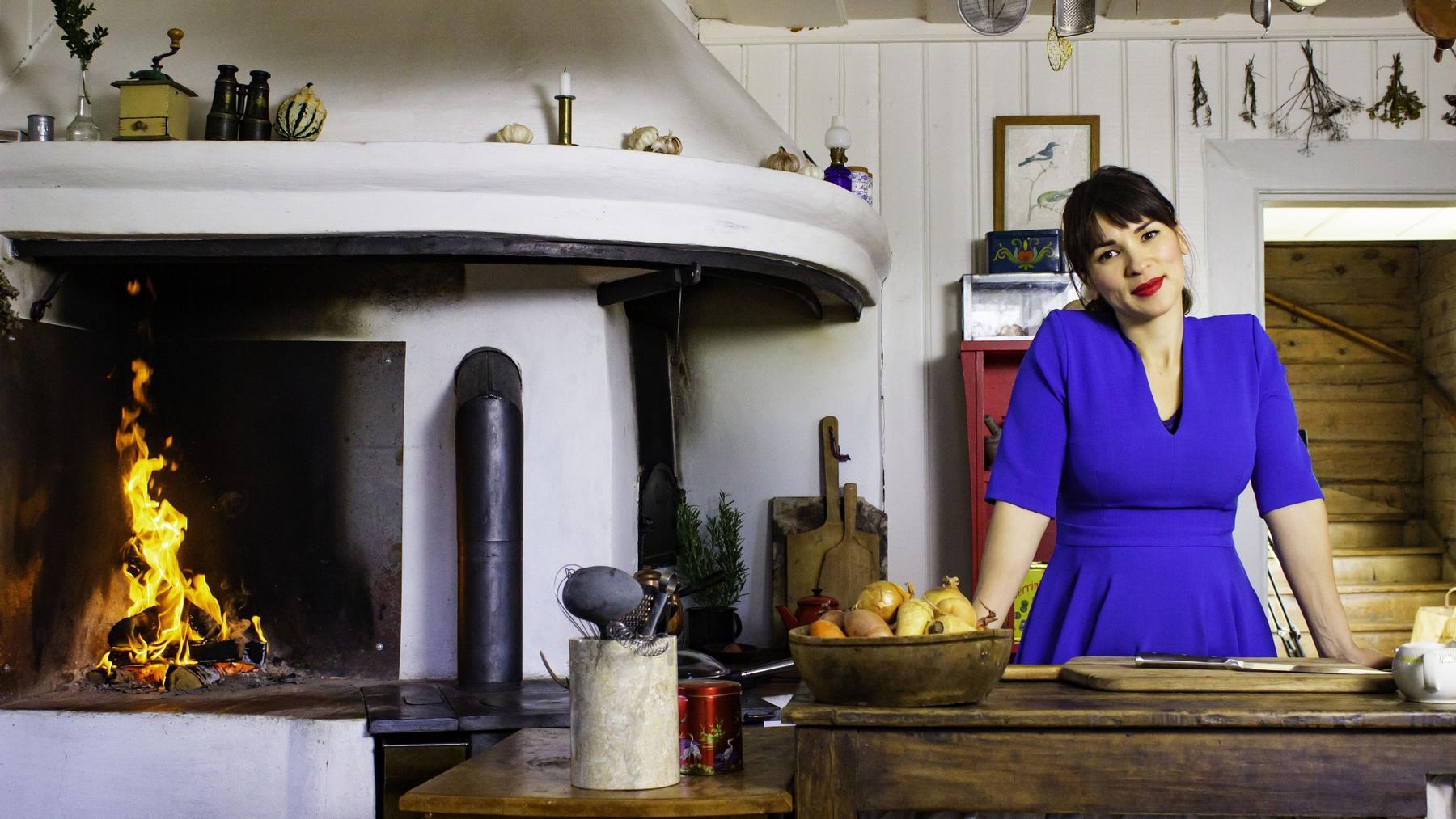 Rachel Khoo: Schweden in meiner Küche