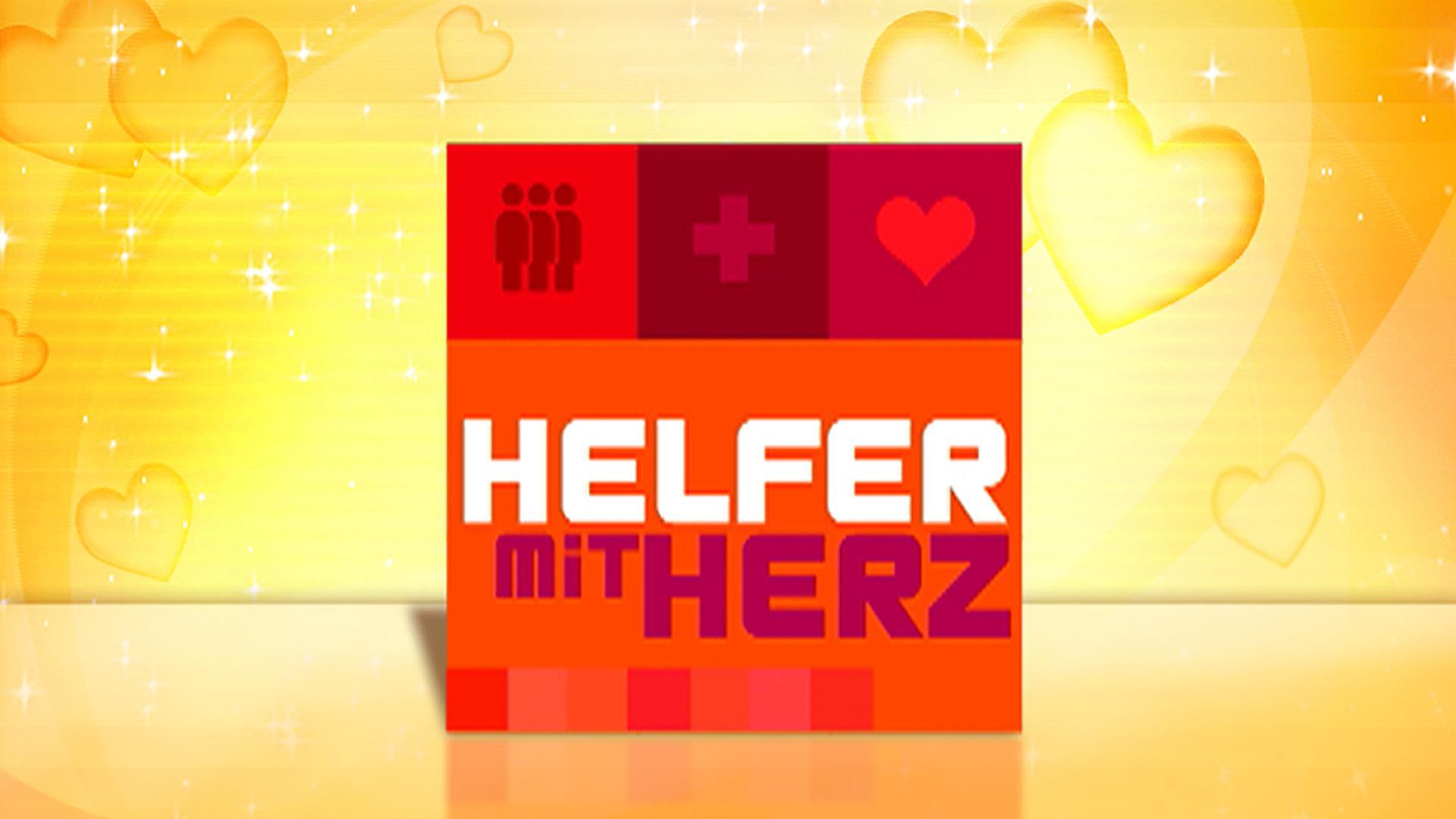 Helfer mit Herz