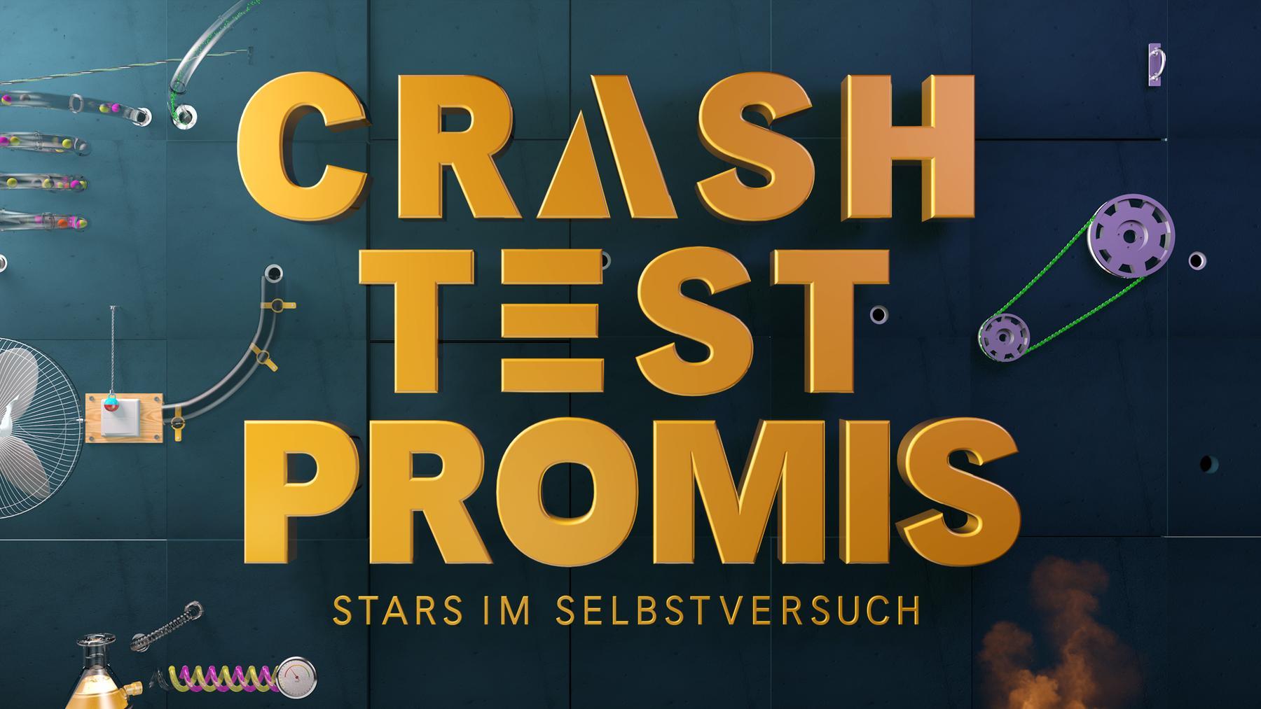Crash Test Promis - Stars im Selbstversuch