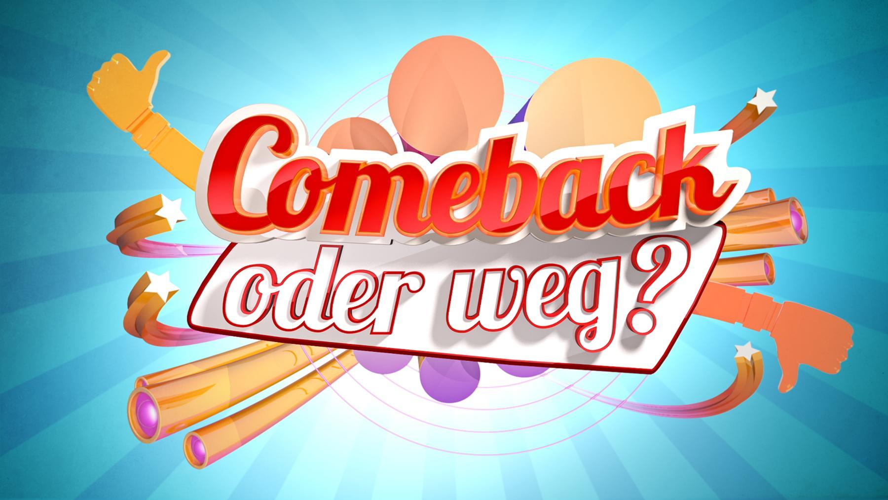Comeback oder weg?