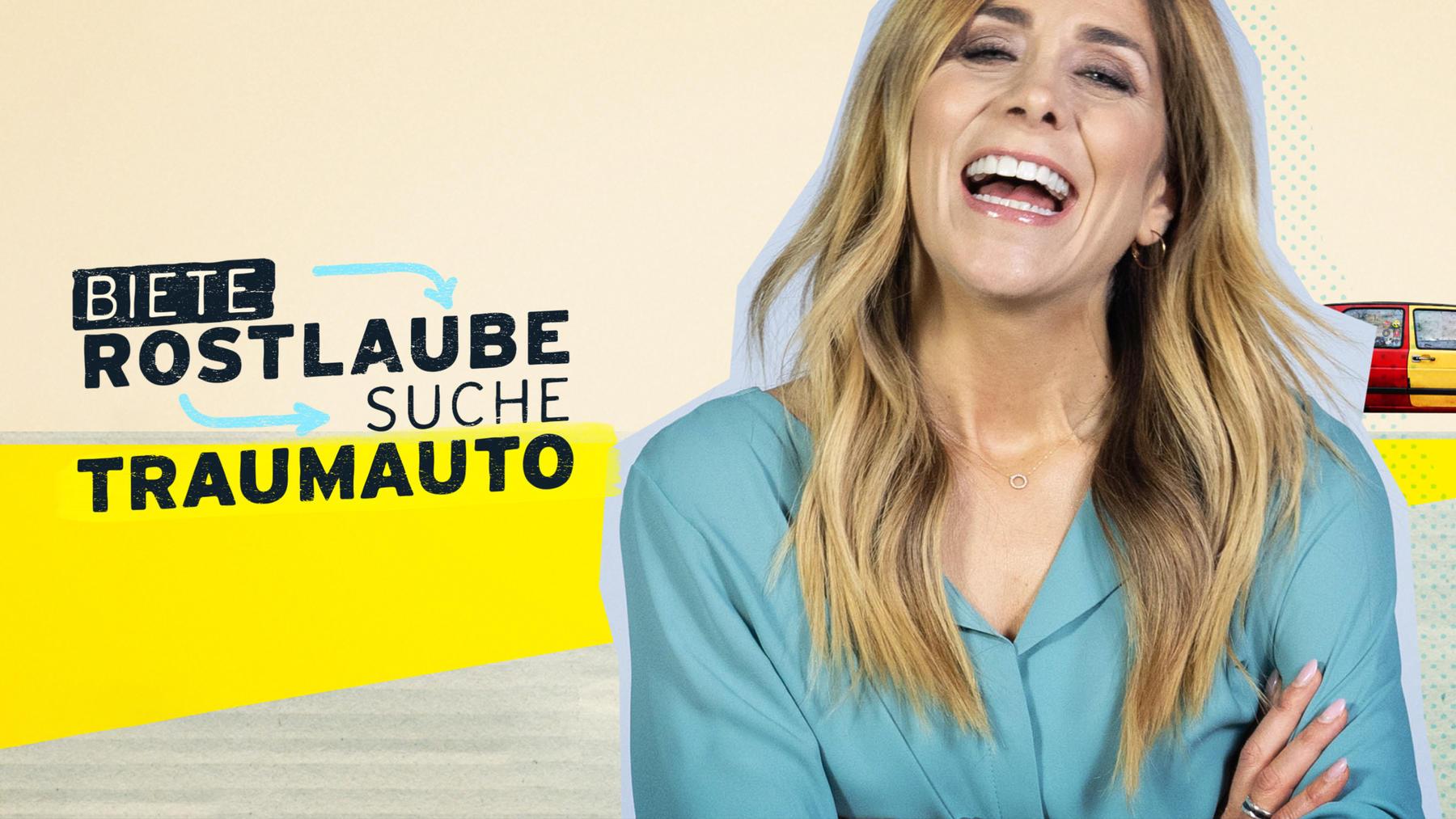 Biete Rostlaube, suche Traumauto