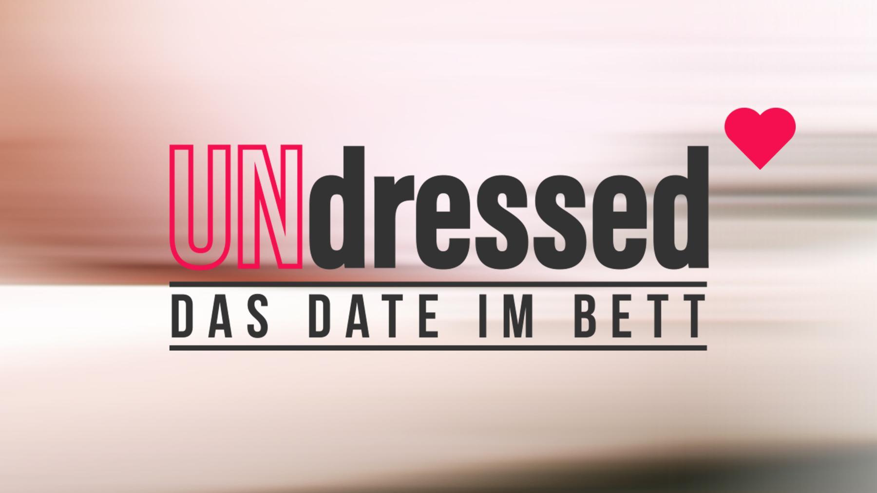 UNdressed - Das Date im Bett