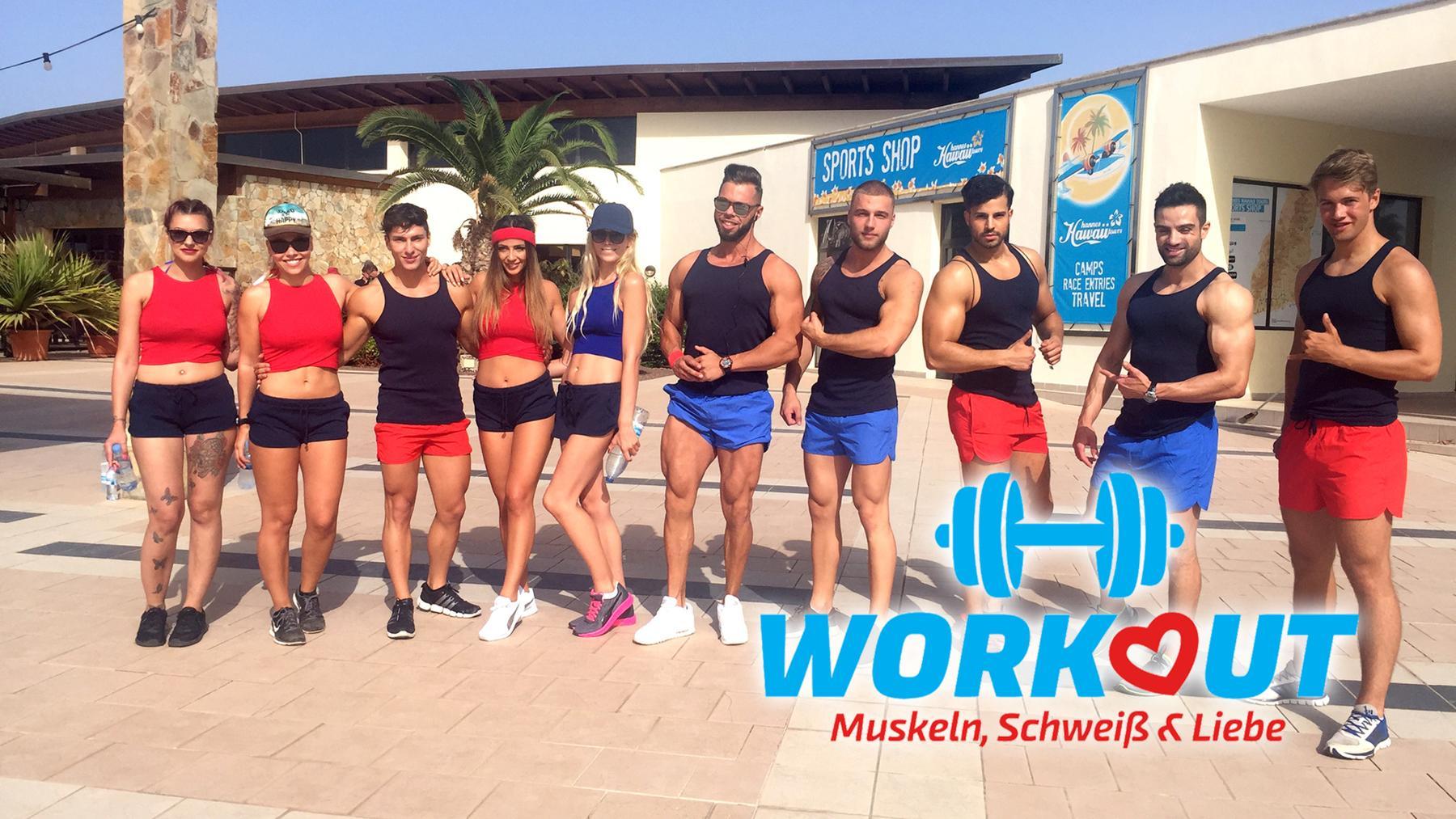 Workout - Muskeln, Schweiß & Liebe