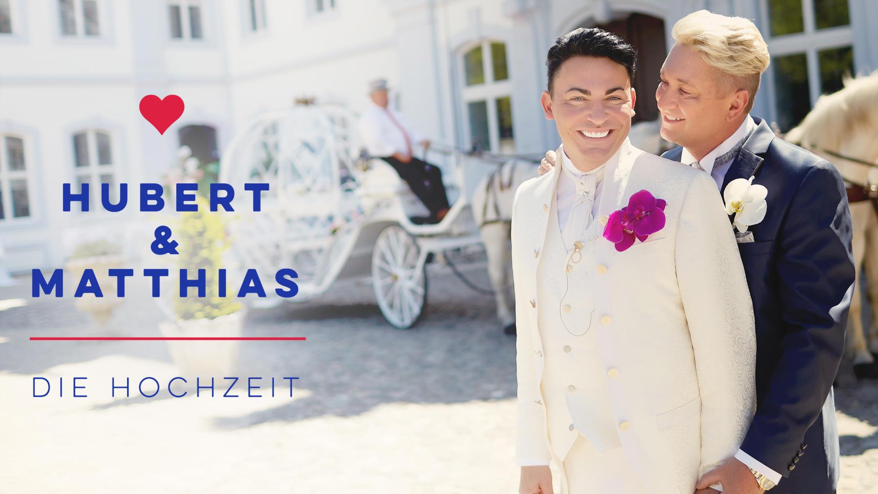 Hubert & Matthias - Die Hochzeit