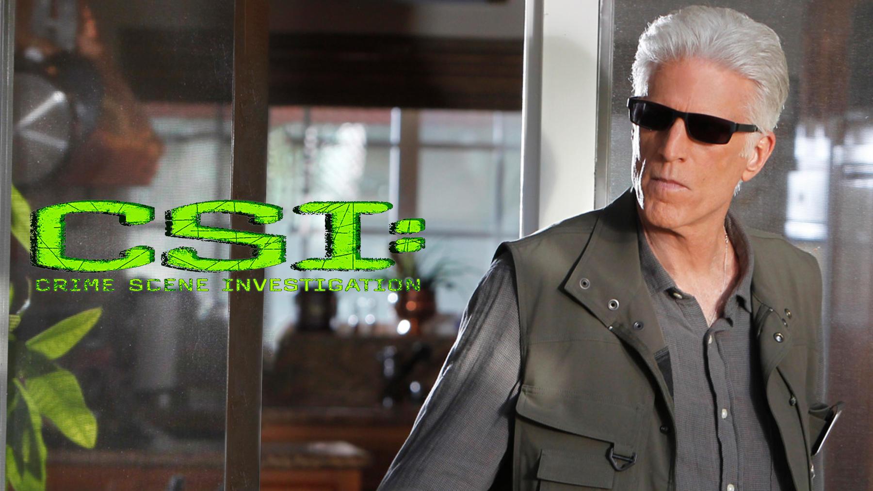 CSI: Den Tätern auf der Spur - VOX
