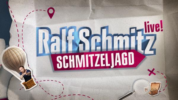Ralf Schmitz live! Schmitzeljagd