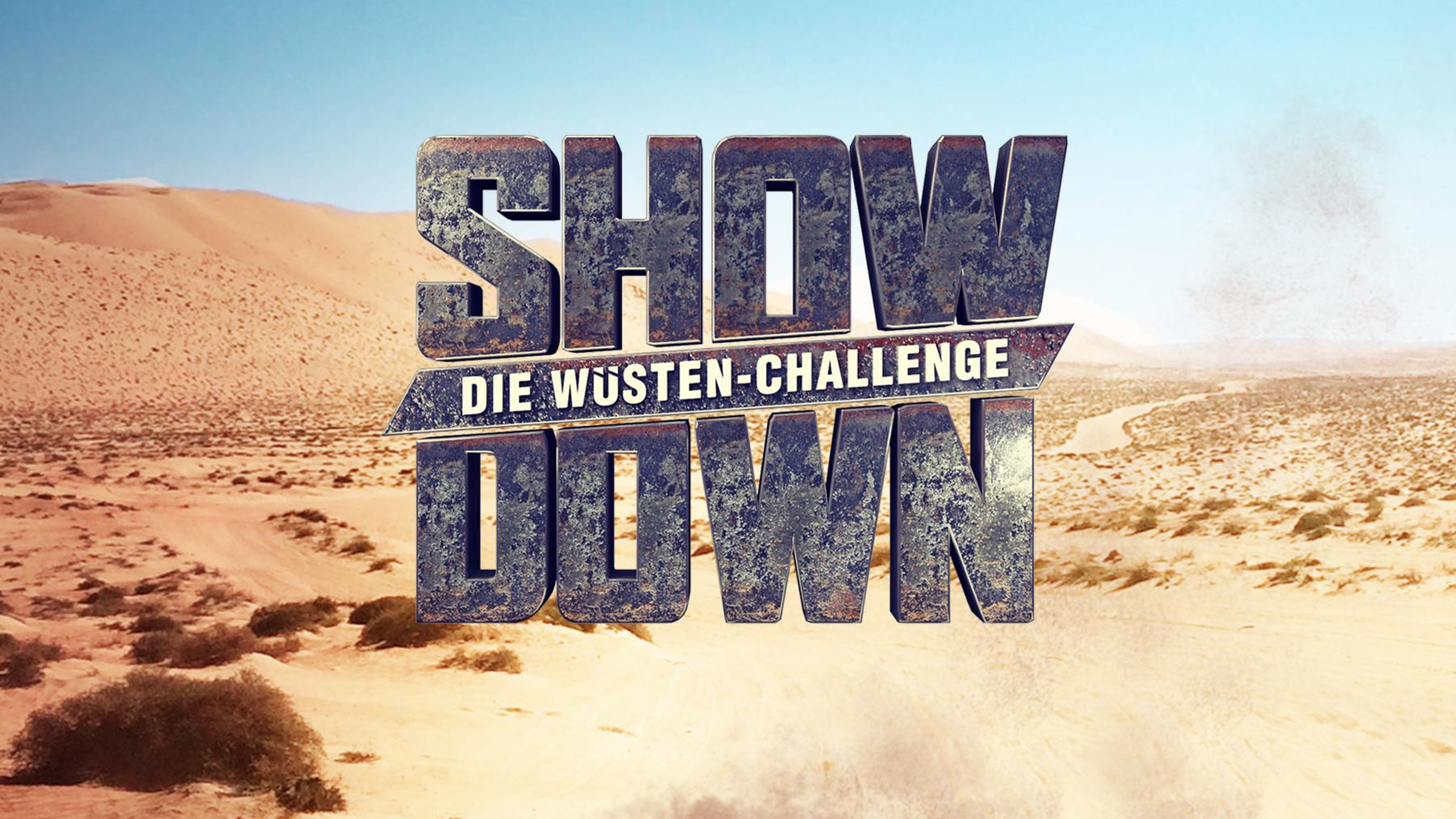 Showdown - Die Wüstenchallenge