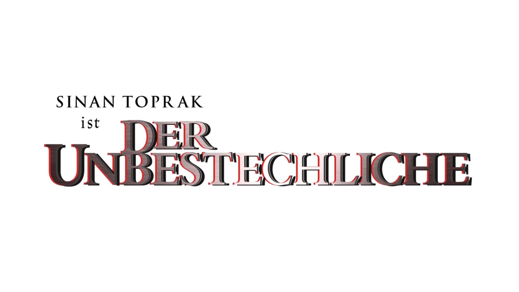 Sinan Toprak ist der Unbestechliche
