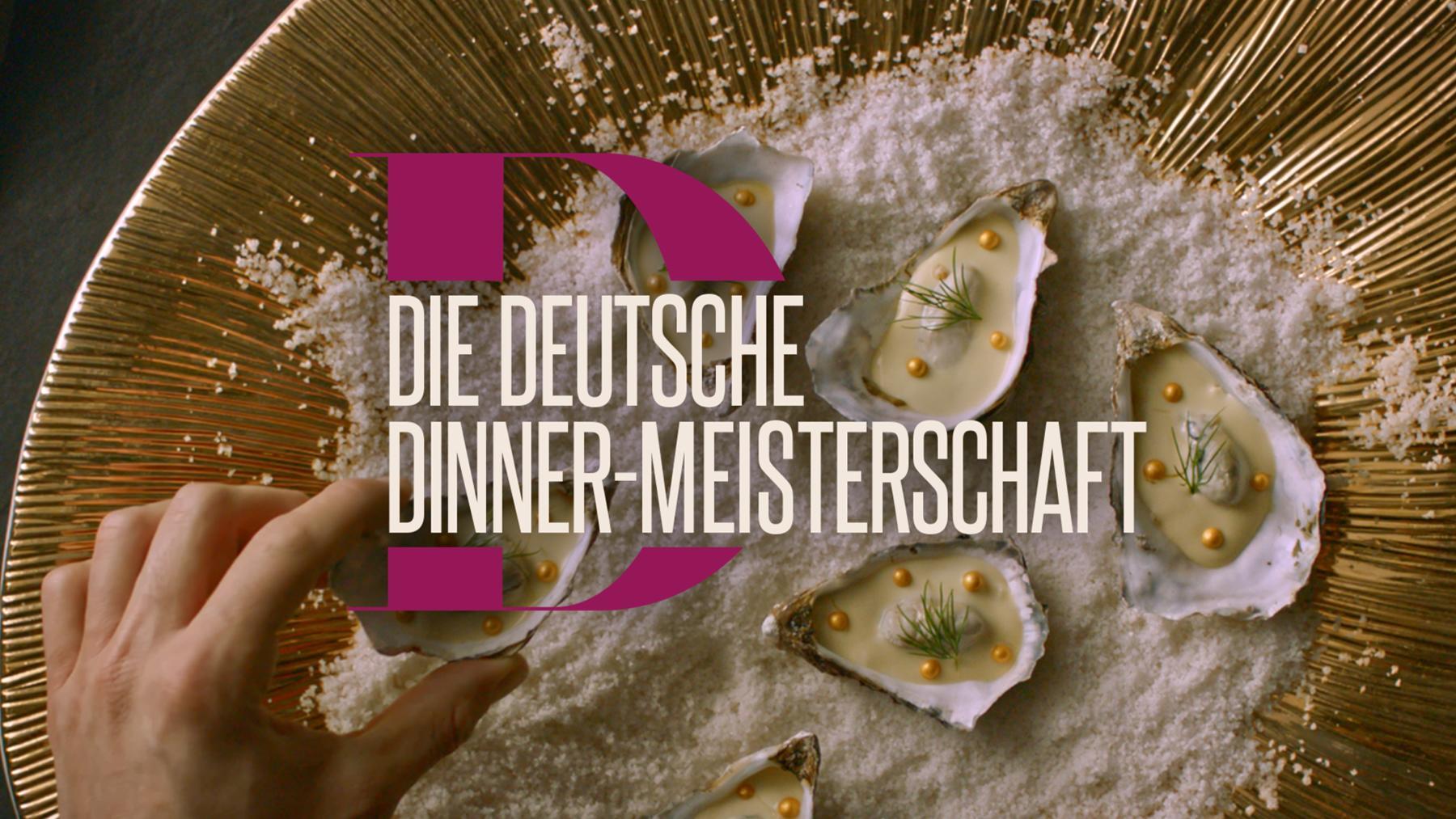 Die deutsche Dinner-Meisterschaft