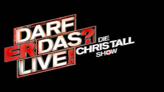 Darf er das? Live! Die Chris Tall Show
