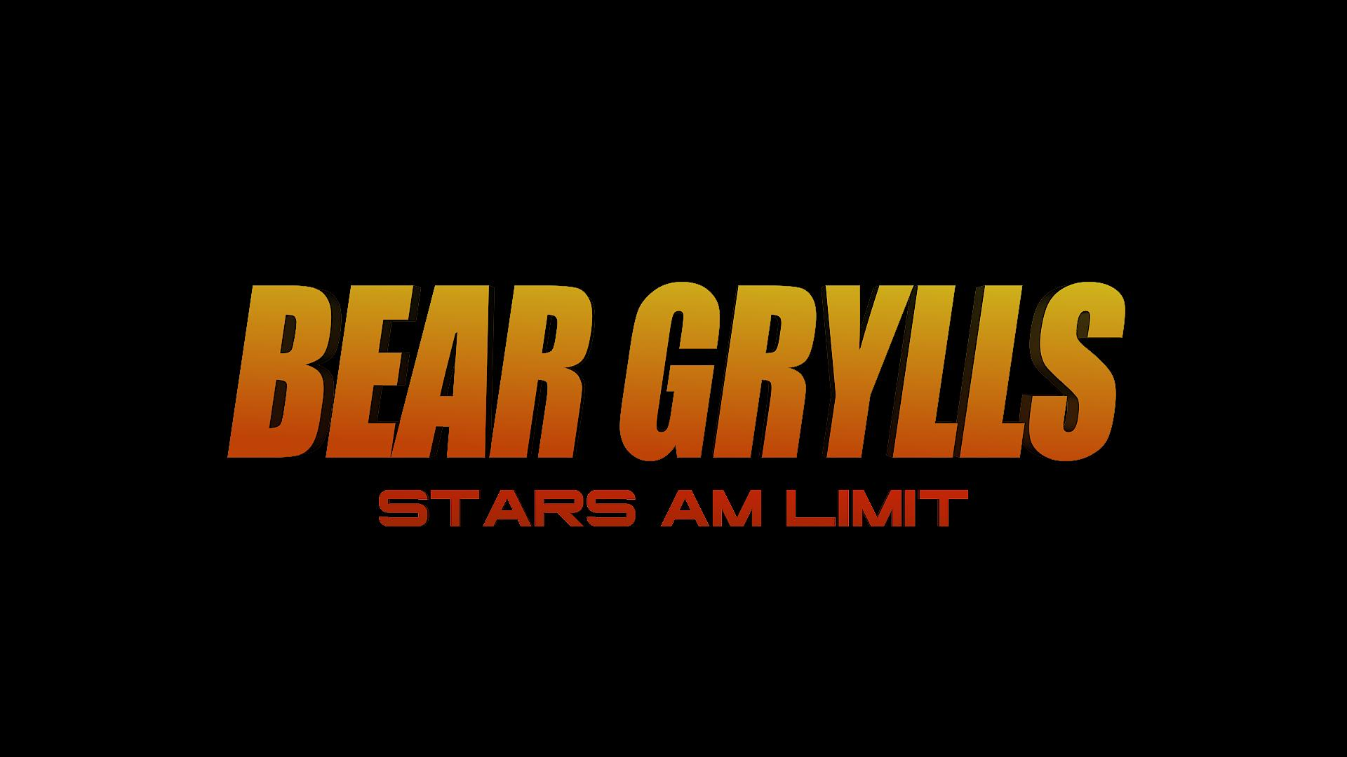 Bear Grylls: Stars am Limit