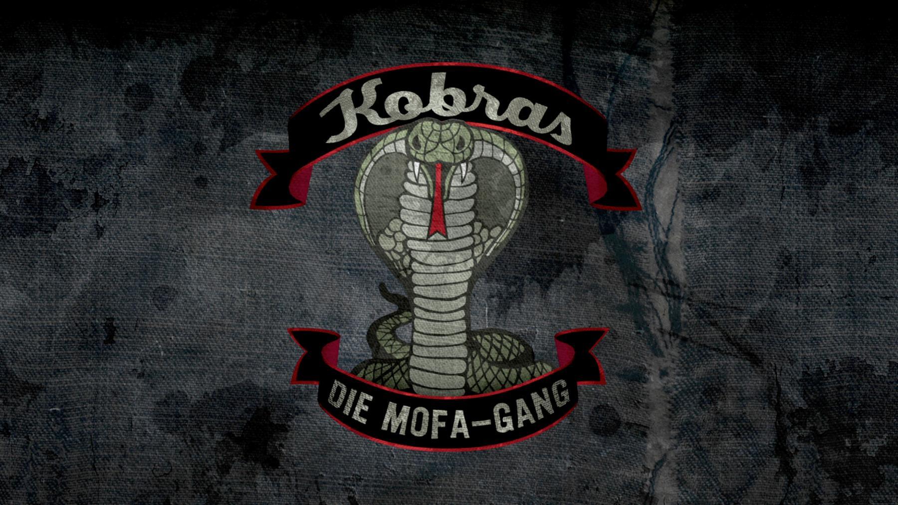 Kobras - Die Mofagang
