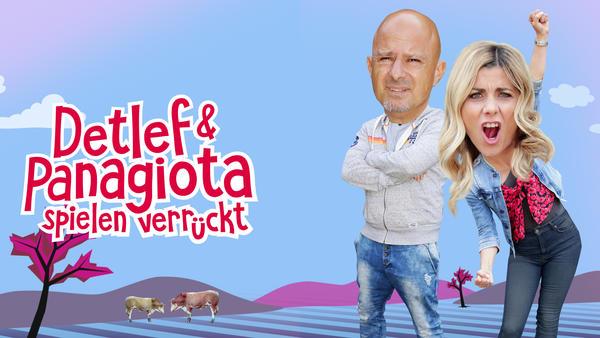 Detlef und Panagiota spielen verrückt