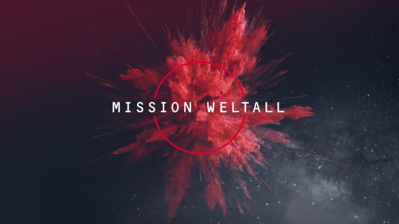 """Aufbruch ins All mit der Doku """"Mission Weltall"""""""