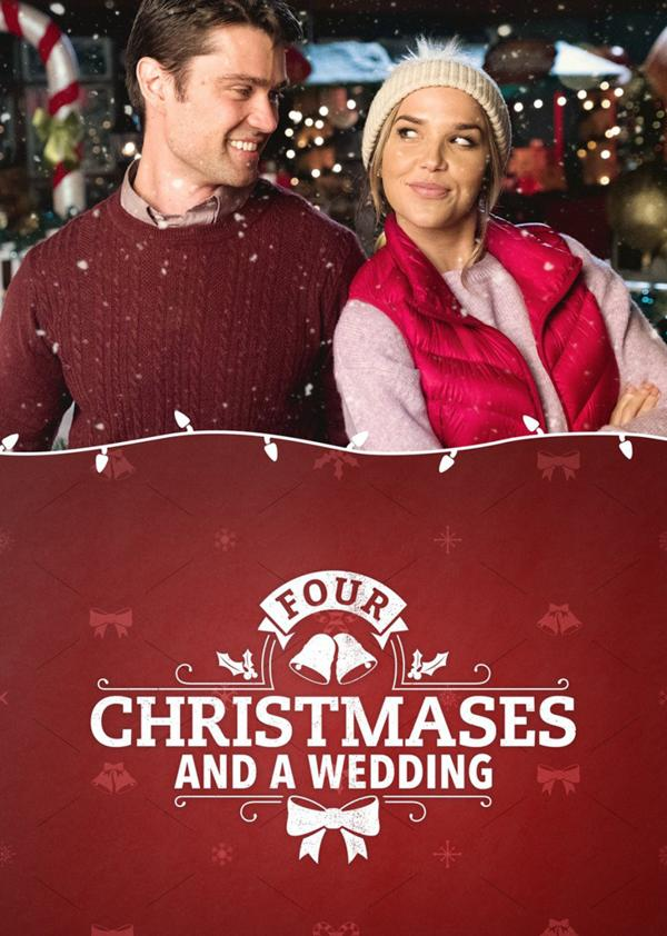 Vier Weihnachten und eine Hochzeit