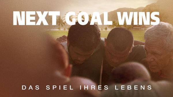 Next Goal Wins - Das Spiel ihres Lebens