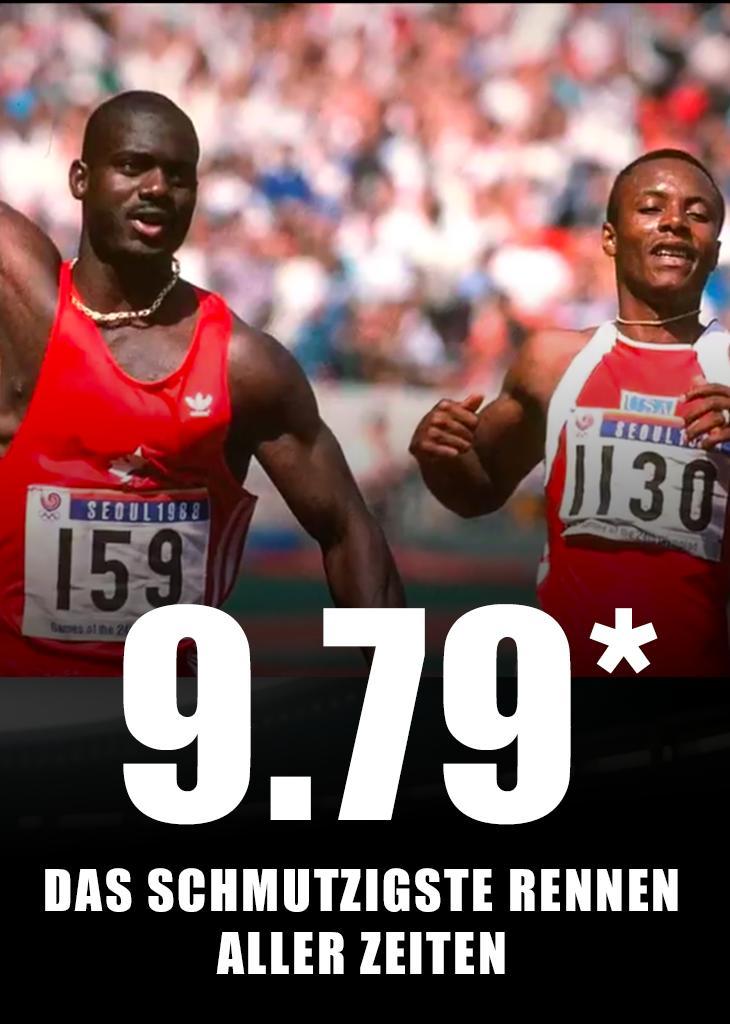 9,79 - Das schmutzigste Rennen aller Zeiten
