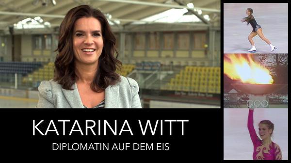 Katarina Witt - Diplomatin auf dem Eis